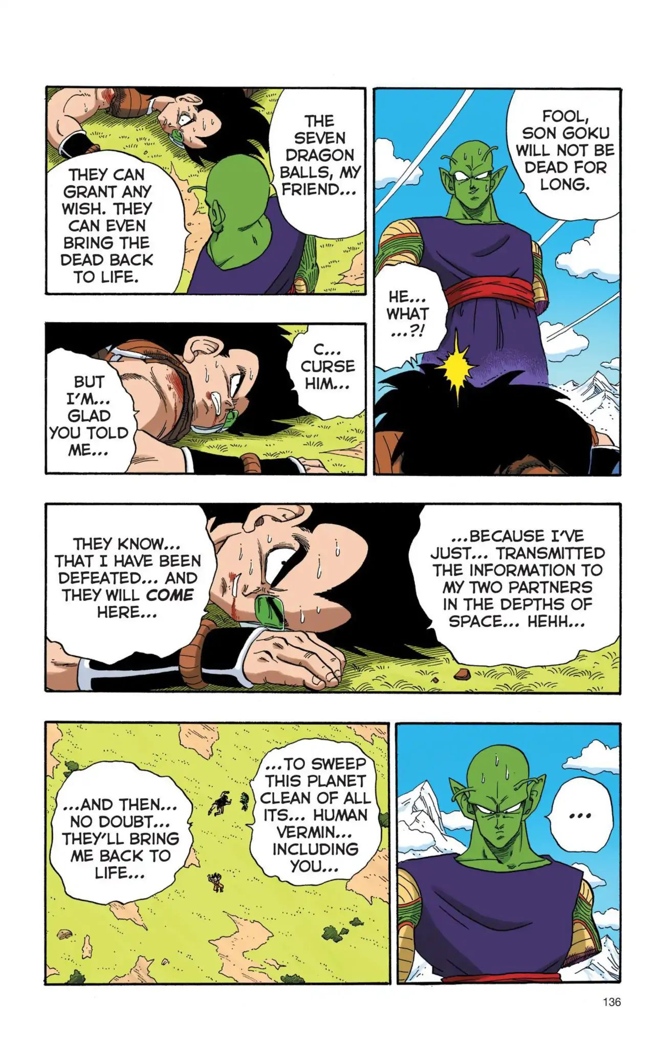 Dragon Ball Full Color Saiyan Arc Chapter 10  Online Free Manga Read Image 5