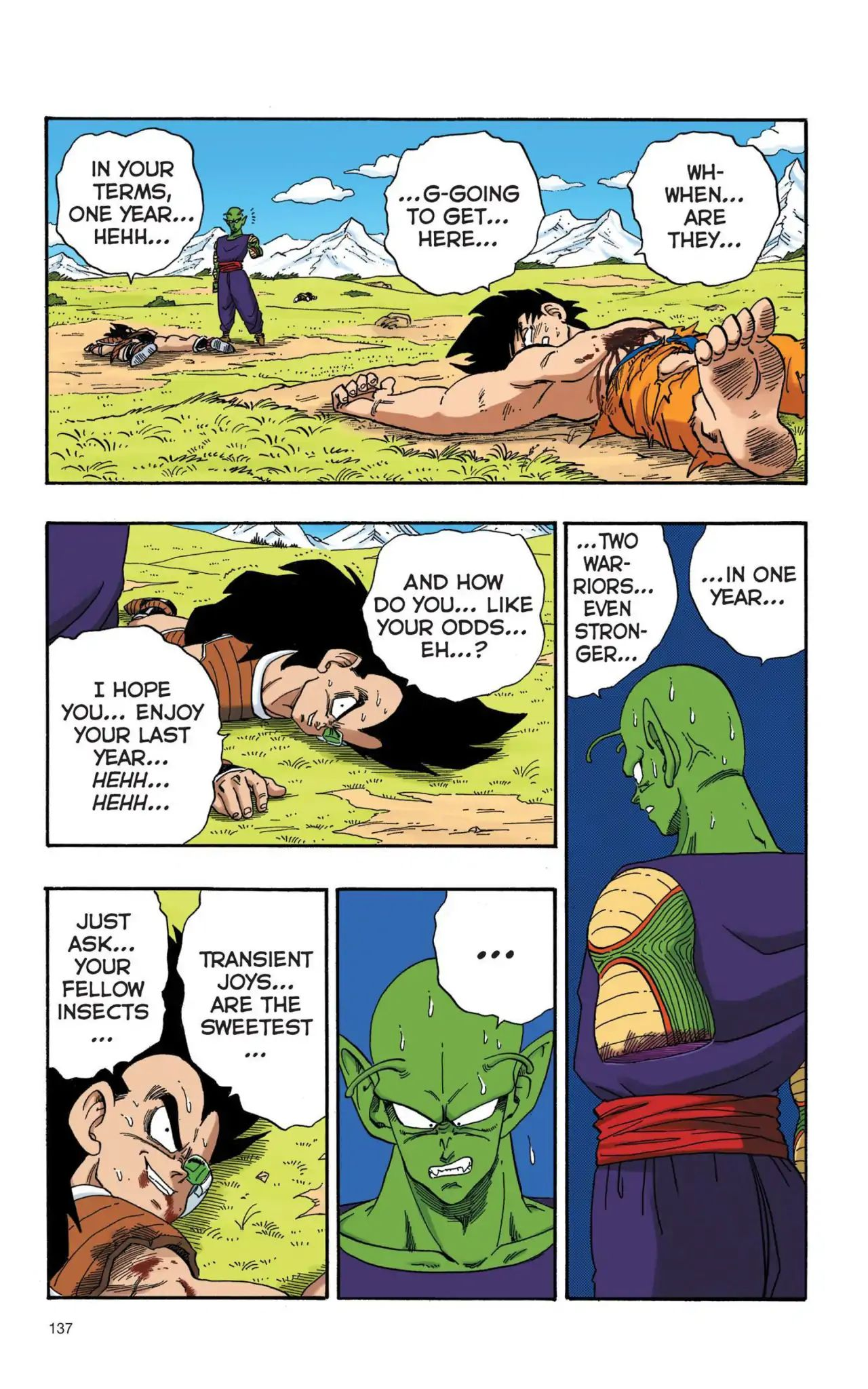 Dragon Ball Full Color Saiyan Arc Chapter 10  Online Free Manga Read Image 6
