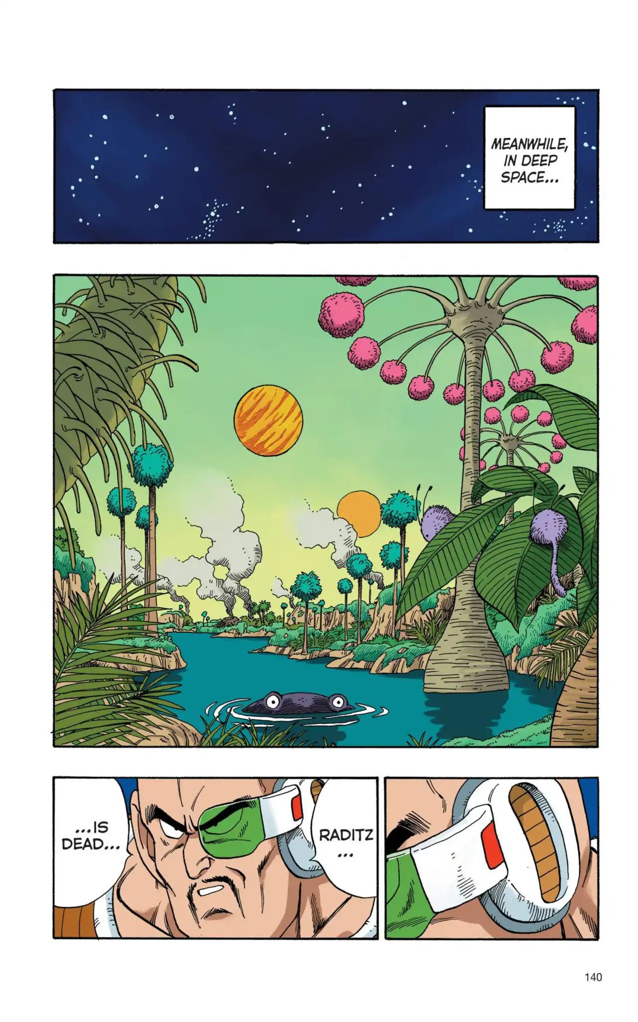 Dragon Ball Full Color Saiyan Arc Chapter 10  Online Free Manga Read Image 9