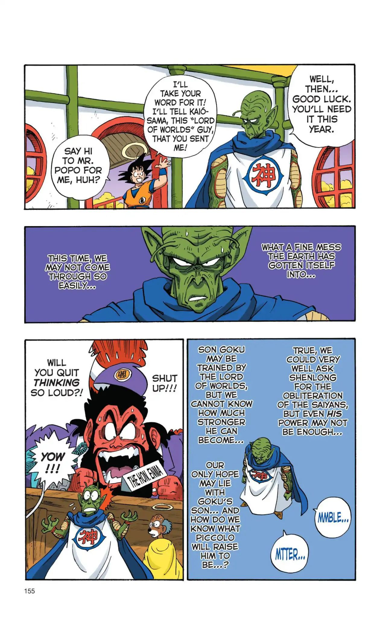 Dragon Ball Full Color Saiyan Arc Chapter 11  Online Free Manga Read Image 10