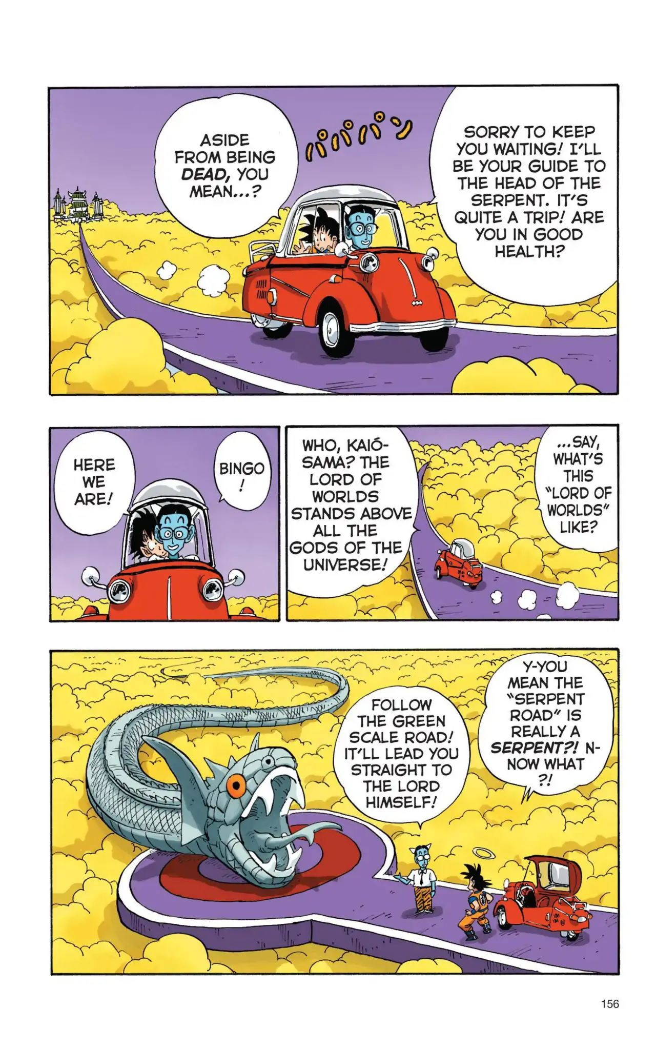 Dragon Ball Full Color Saiyan Arc Chapter 11  Online Free Manga Read Image 11