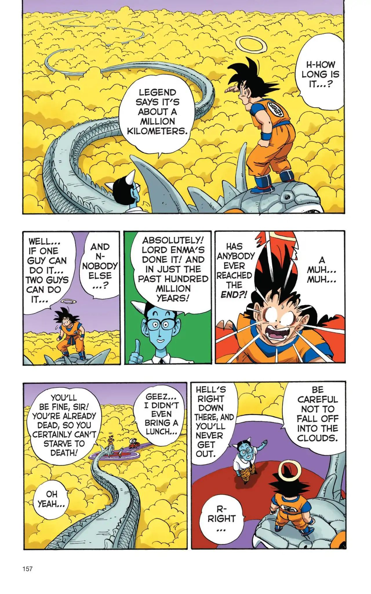 Dragon Ball Full Color Saiyan Arc Chapter 11  Online Free Manga Read Image 12