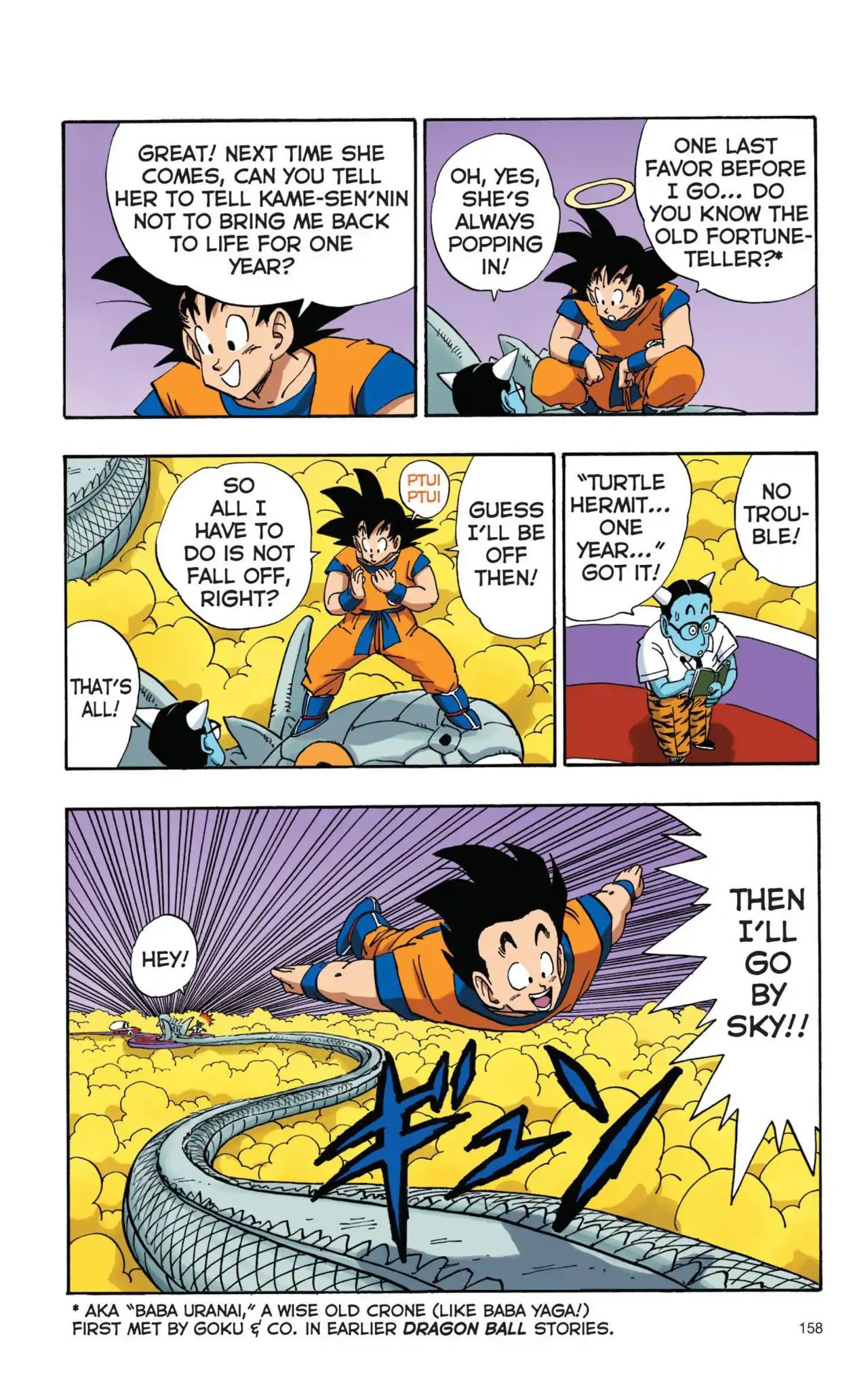 Dragon Ball Full Color Saiyan Arc Chapter 11  Online Free Manga Read Image 13