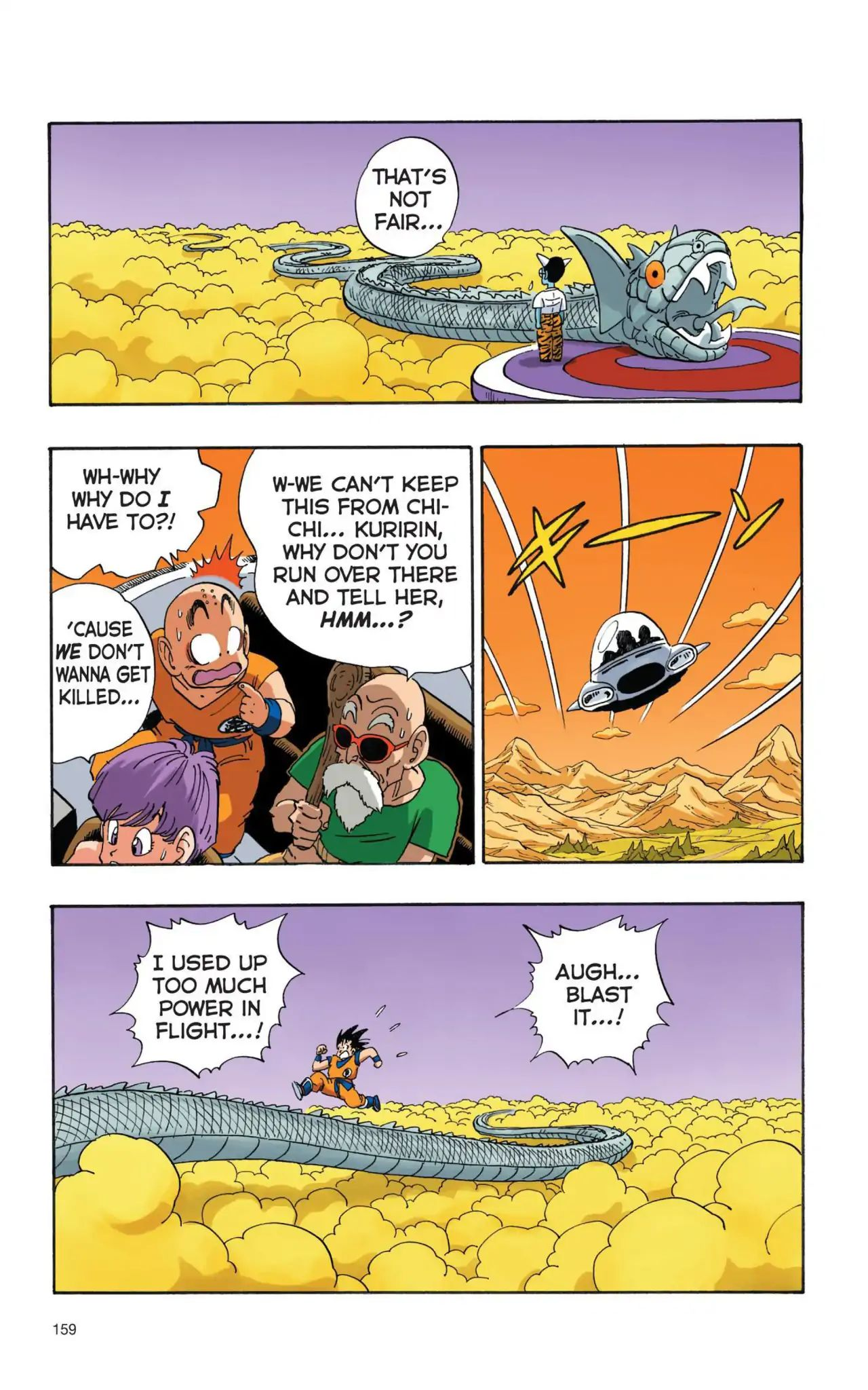 Dragon Ball Full Color Saiyan Arc Chapter 11  Online Free Manga Read Image 14