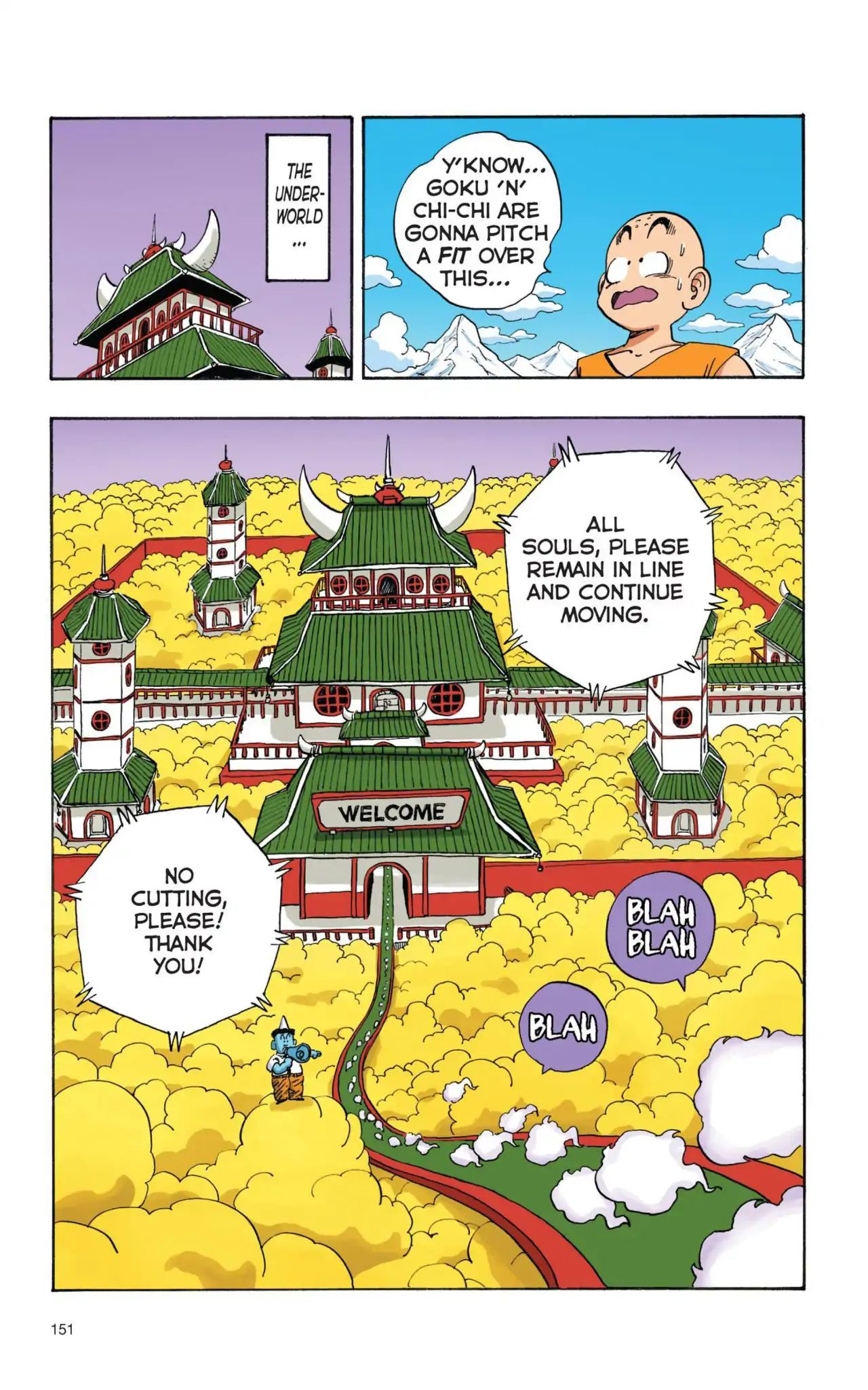 Dragon Ball Full Color Saiyan Arc Chapter 11  Online Free Manga Read Image 6