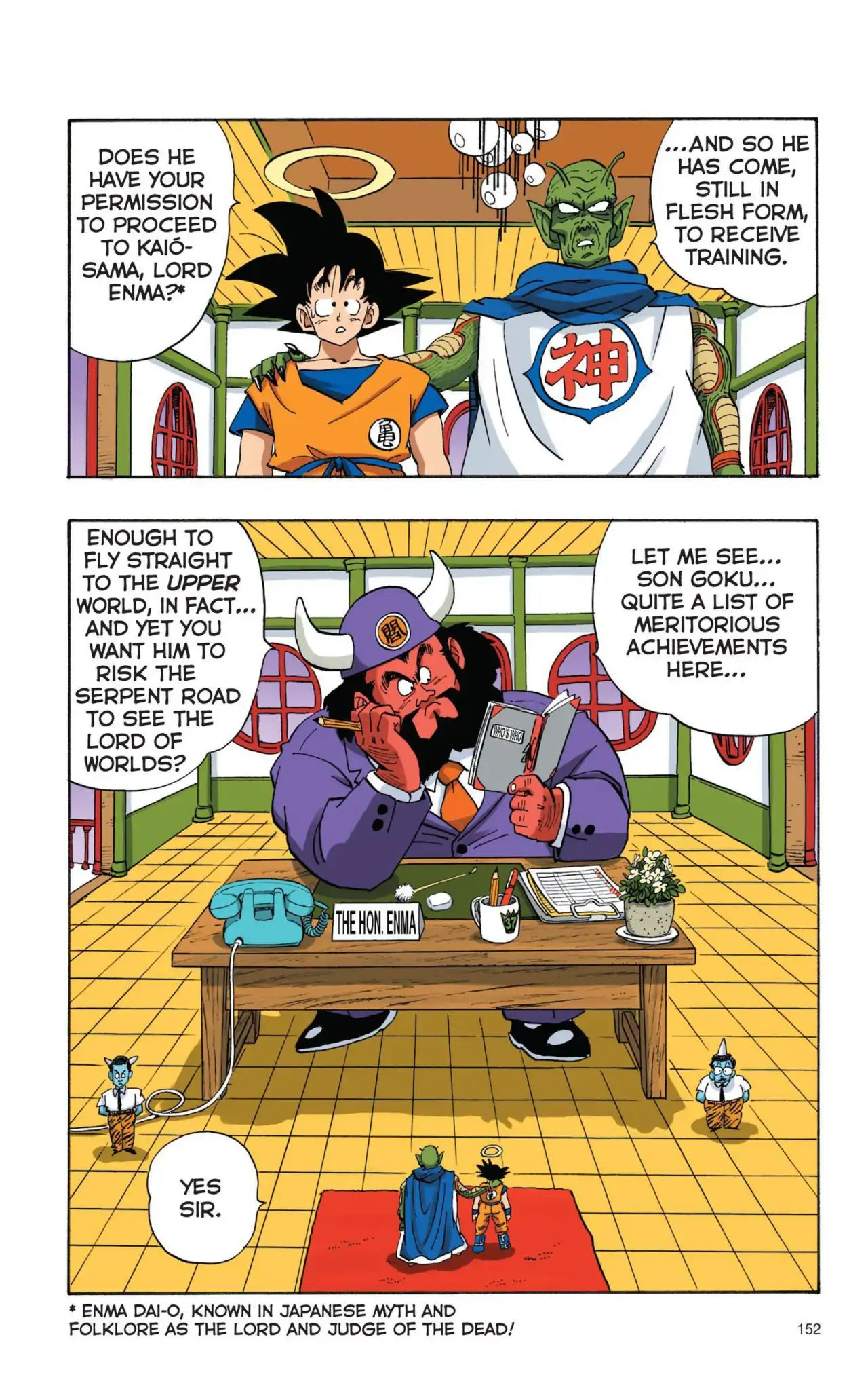 Dragon Ball Full Color Saiyan Arc Chapter 11  Online Free Manga Read Image 7