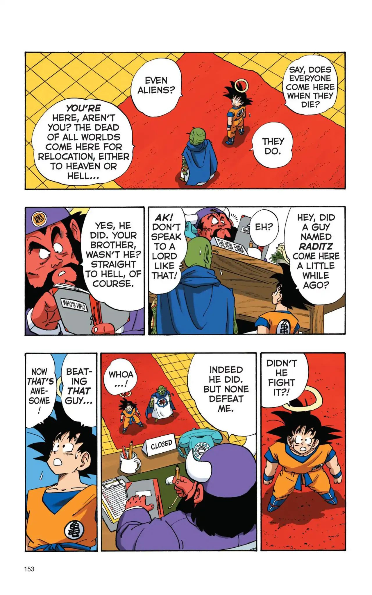 Dragon Ball Full Color Saiyan Arc Chapter 11  Online Free Manga Read Image 8