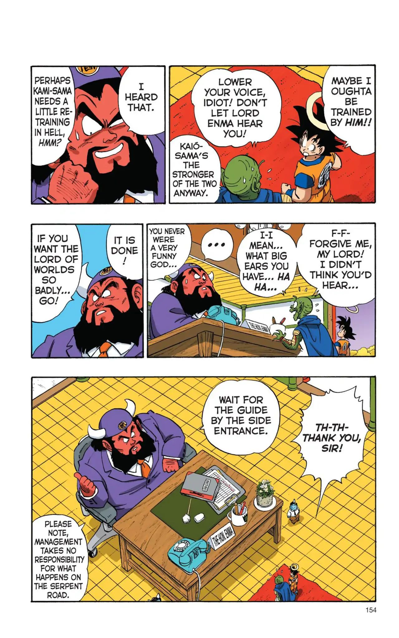 Dragon Ball Full Color Saiyan Arc Chapter 11  Online Free Manga Read Image 9