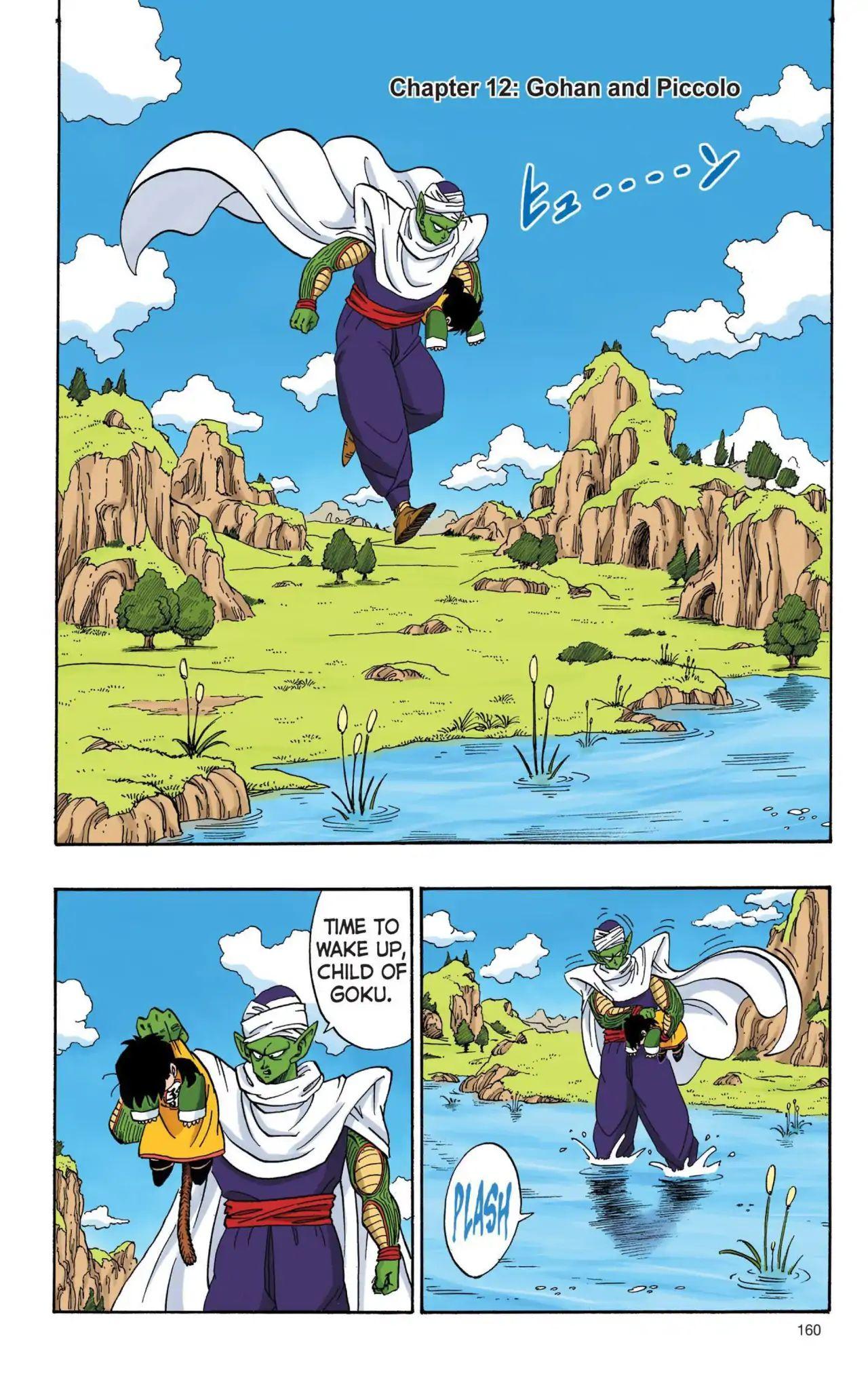 Dragon Ball Full Color Saiyan Arc Chapter 12  Online Free Manga Read Image 1