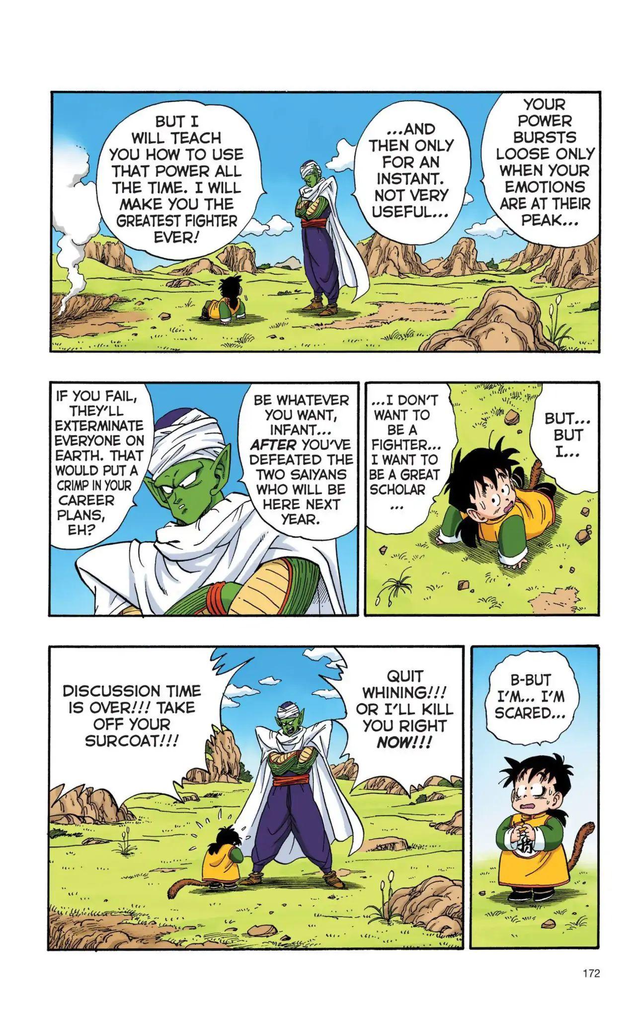 Dragon Ball Full Color Saiyan Arc Chapter 12  Online Free Manga Read Image 13