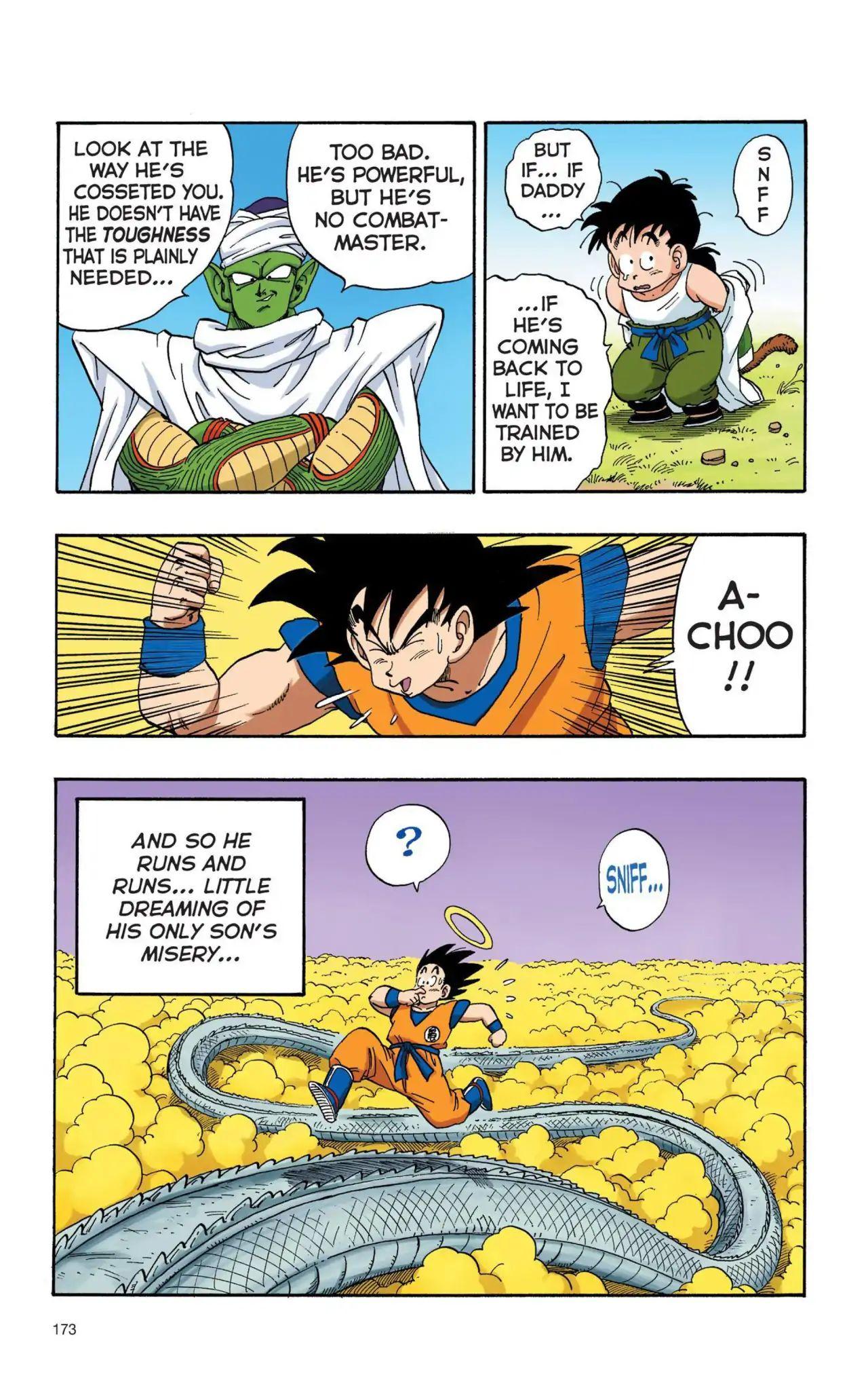 Dragon Ball Full Color Saiyan Arc Chapter 12  Online Free Manga Read Image 14