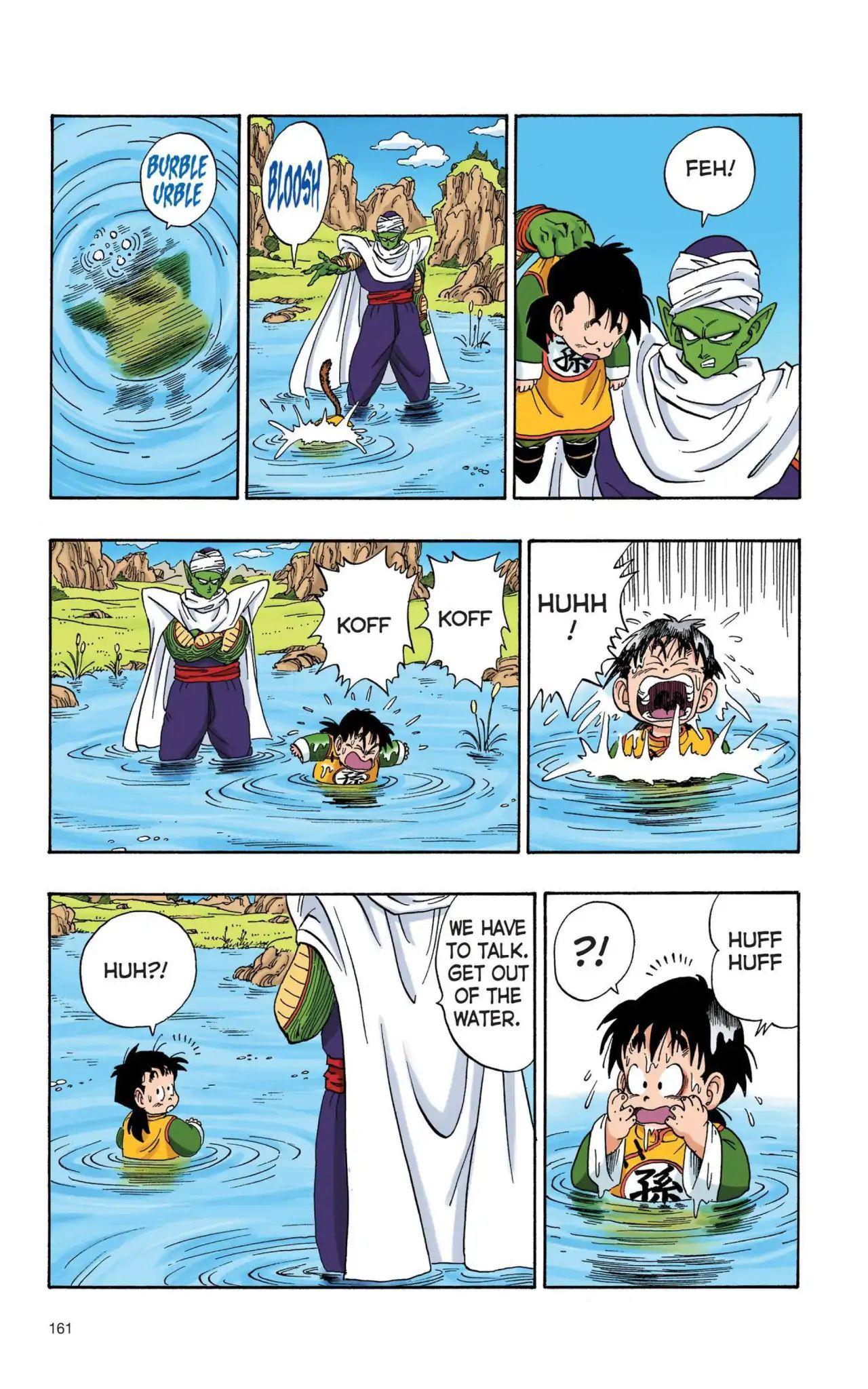 Dragon Ball Full Color Saiyan Arc Chapter 12  Online Free Manga Read Image 2