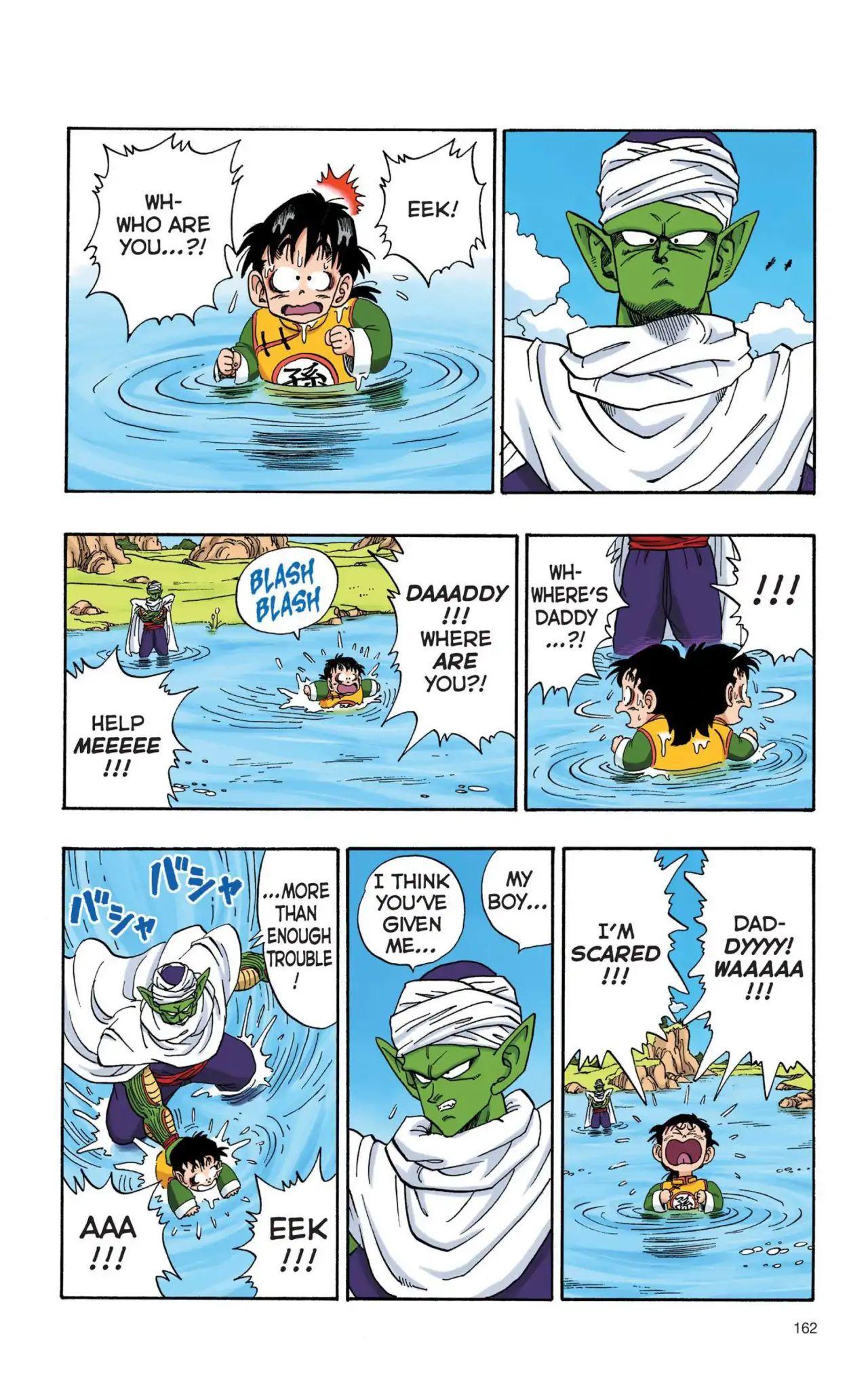 Dragon Ball Full Color Saiyan Arc Chapter 12  Online Free Manga Read Image 3