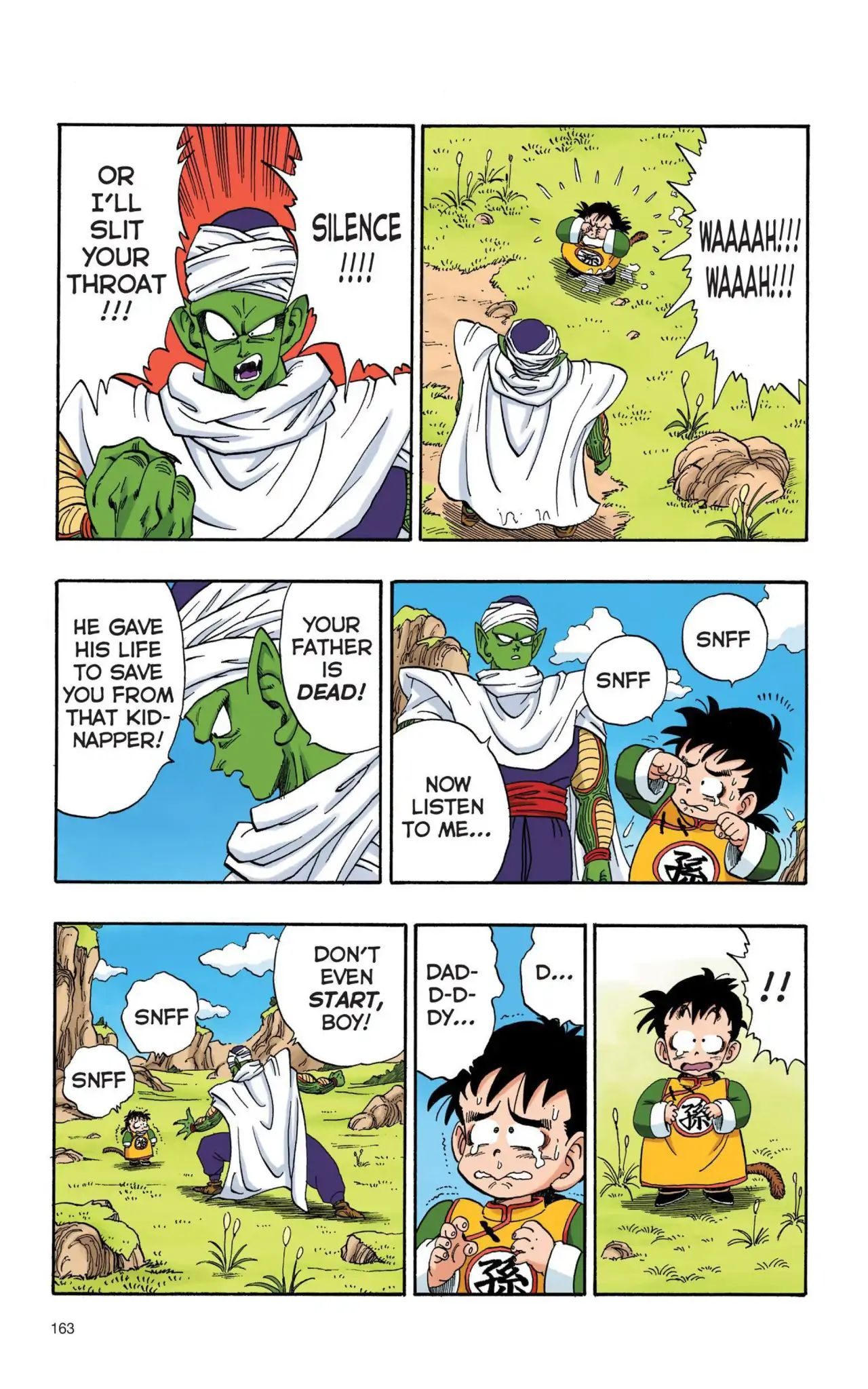 Dragon Ball Full Color Saiyan Arc Chapter 12  Online Free Manga Read Image 4