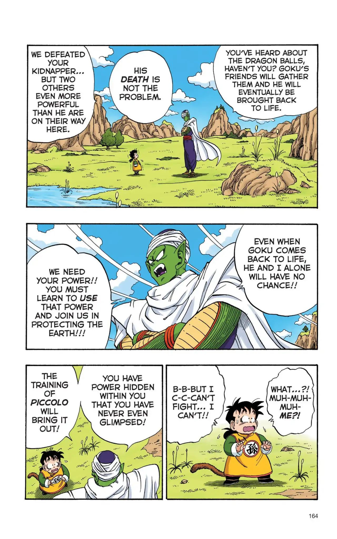 Dragon Ball Full Color Saiyan Arc Chapter 12  Online Free Manga Read Image 5