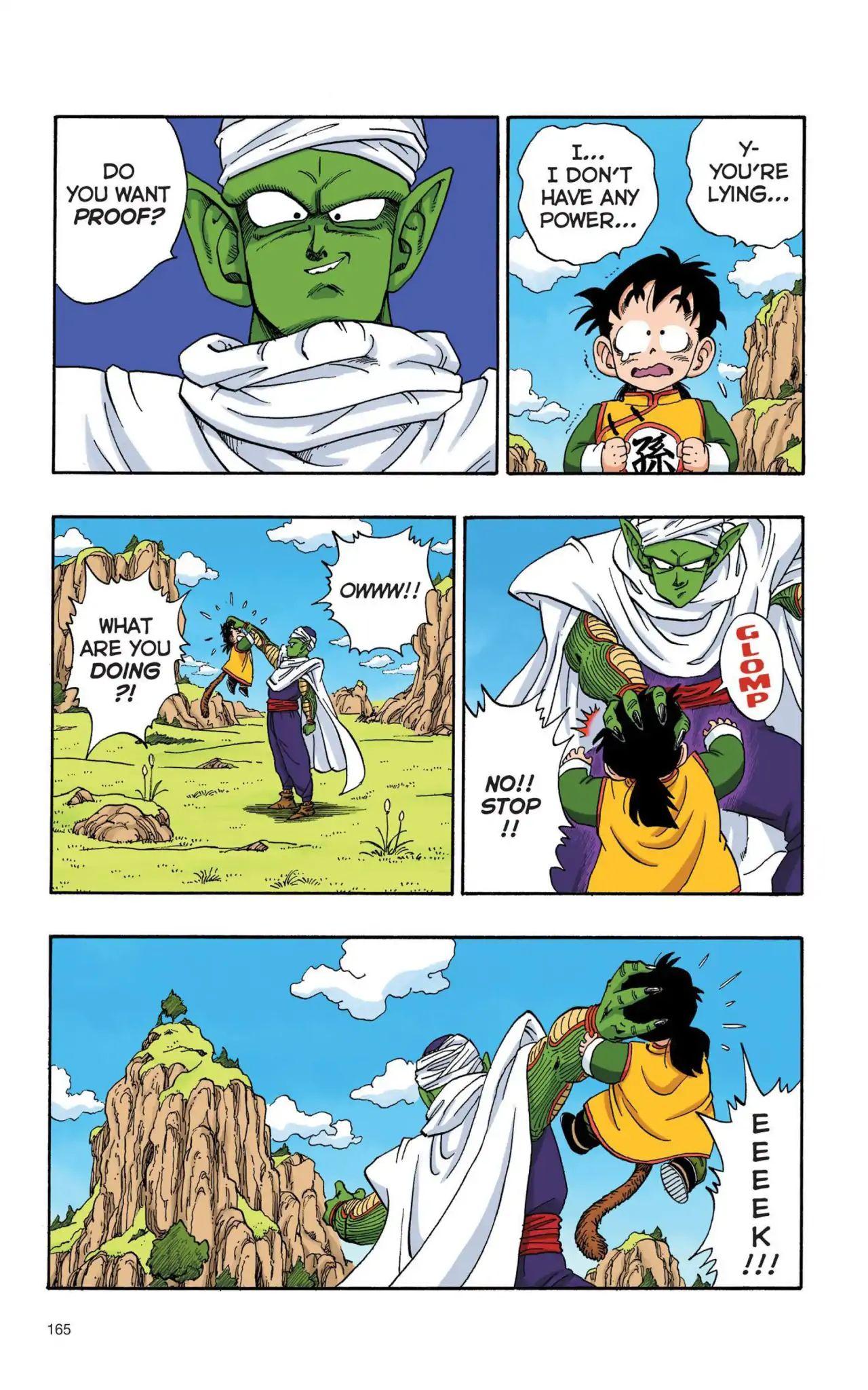 Dragon Ball Full Color Saiyan Arc Chapter 12  Online Free Manga Read Image 6