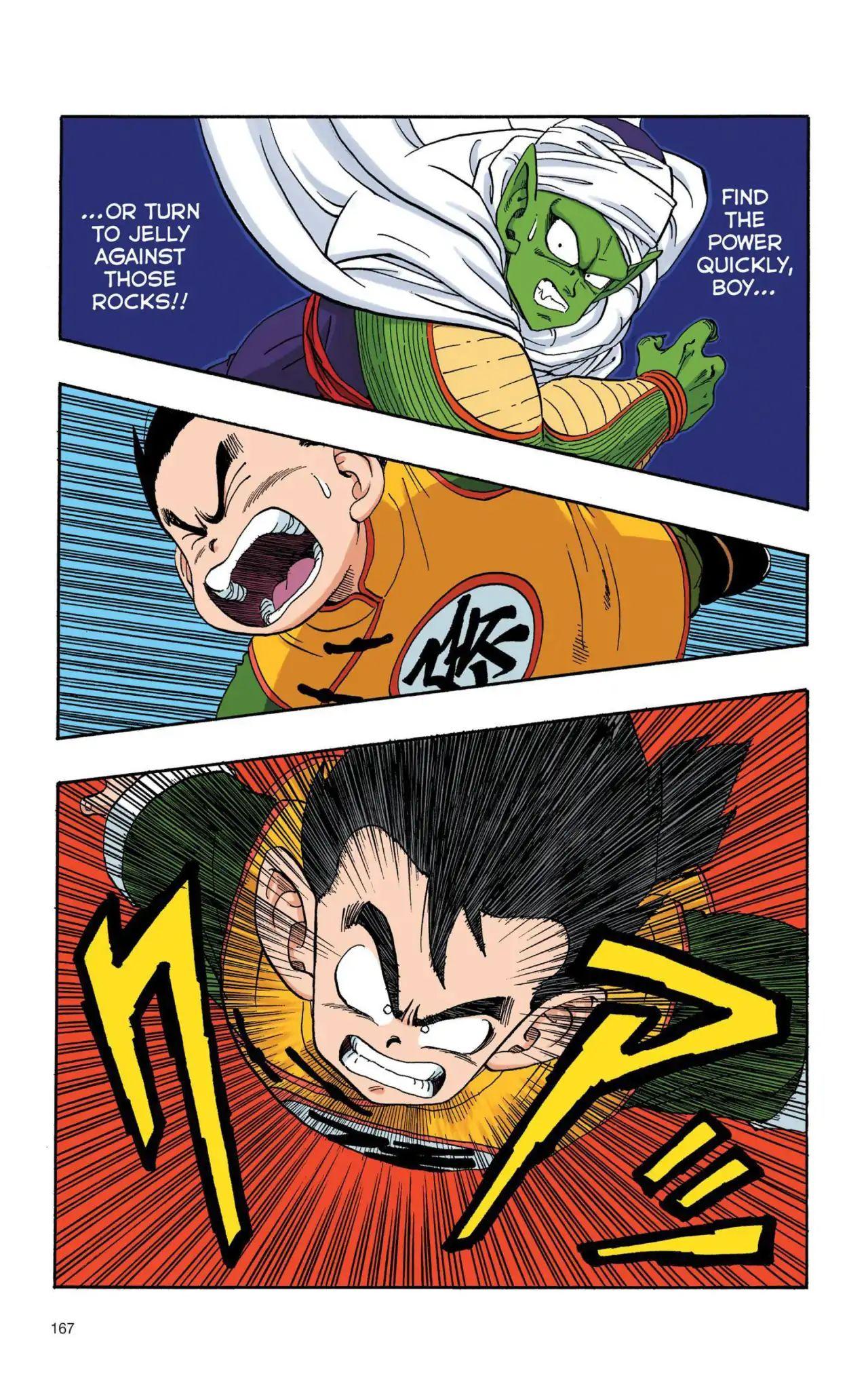 Dragon Ball Full Color Saiyan Arc Chapter 12  Online Free Manga Read Image 8