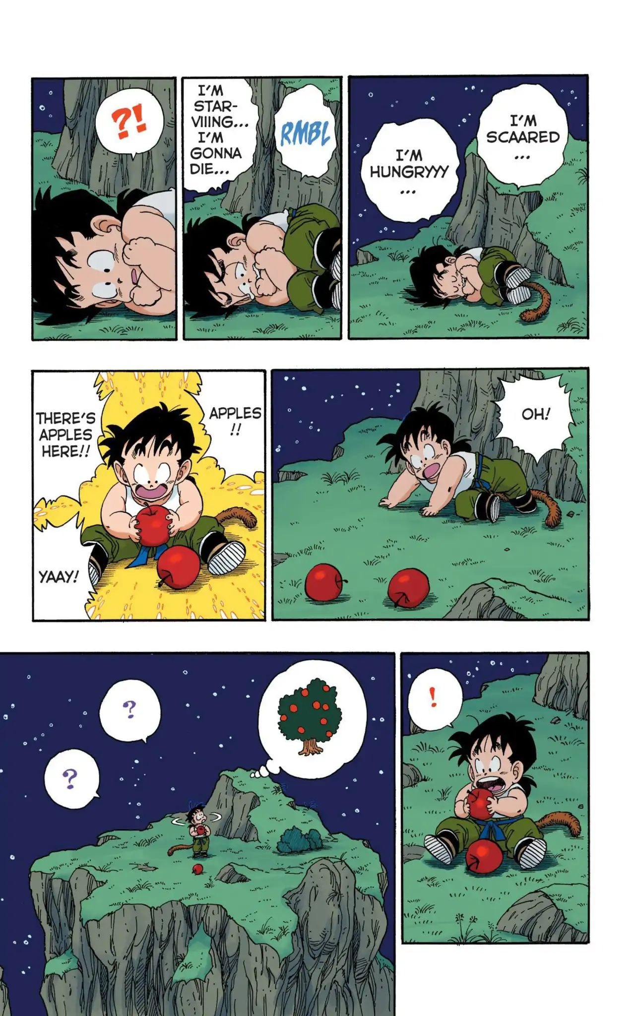 Dragon Ball Full Color Saiyan Arc Chapter 13  Online Free Manga Read Image 12