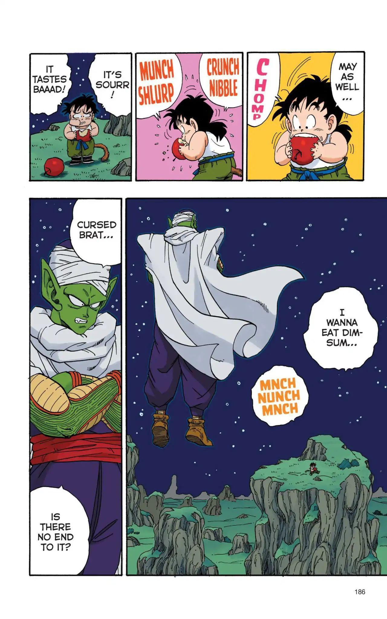 Dragon Ball Full Color Saiyan Arc Chapter 13  Online Free Manga Read Image 13