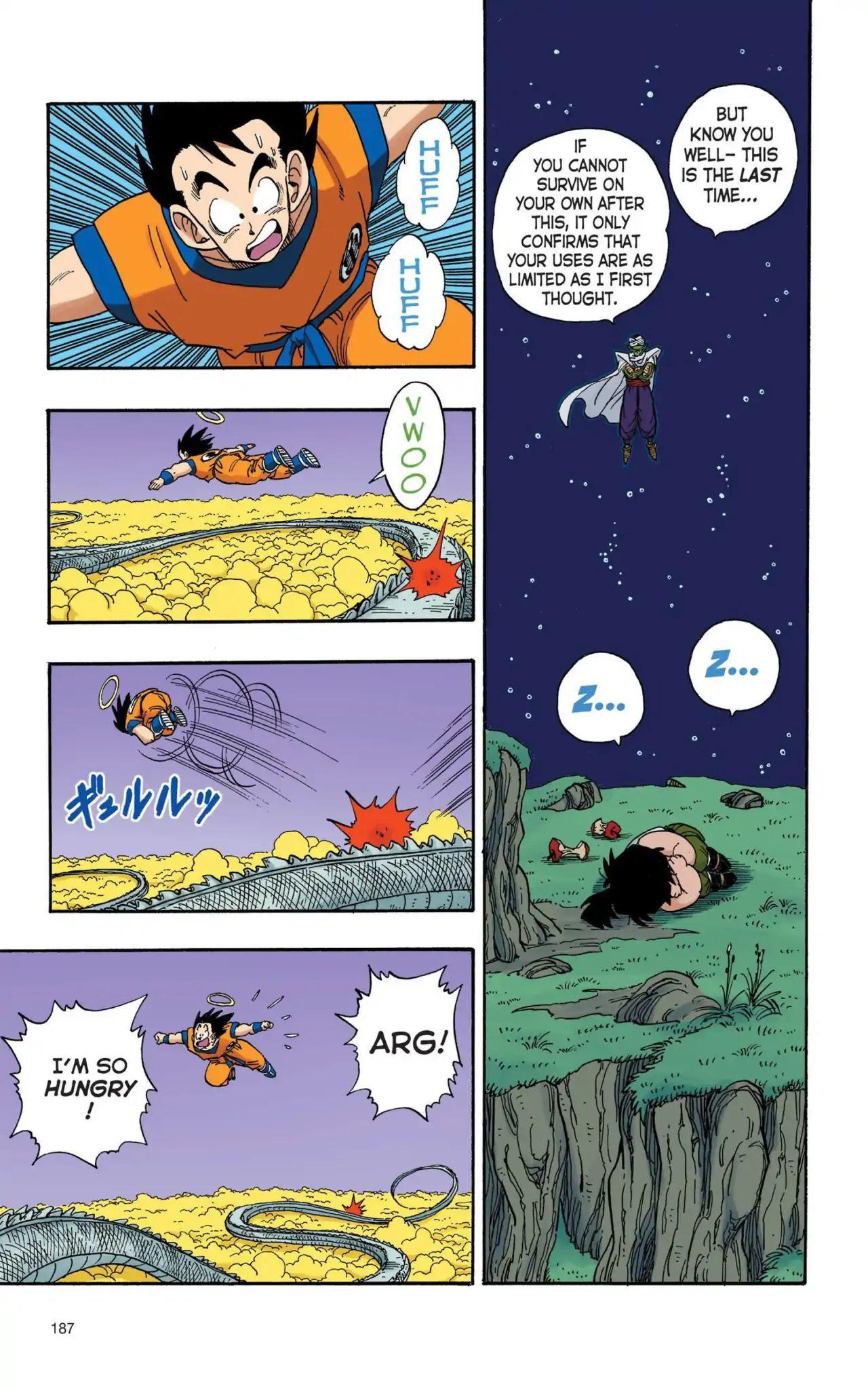 Dragon Ball Full Color Saiyan Arc Chapter 13  Online Free Manga Read Image 14