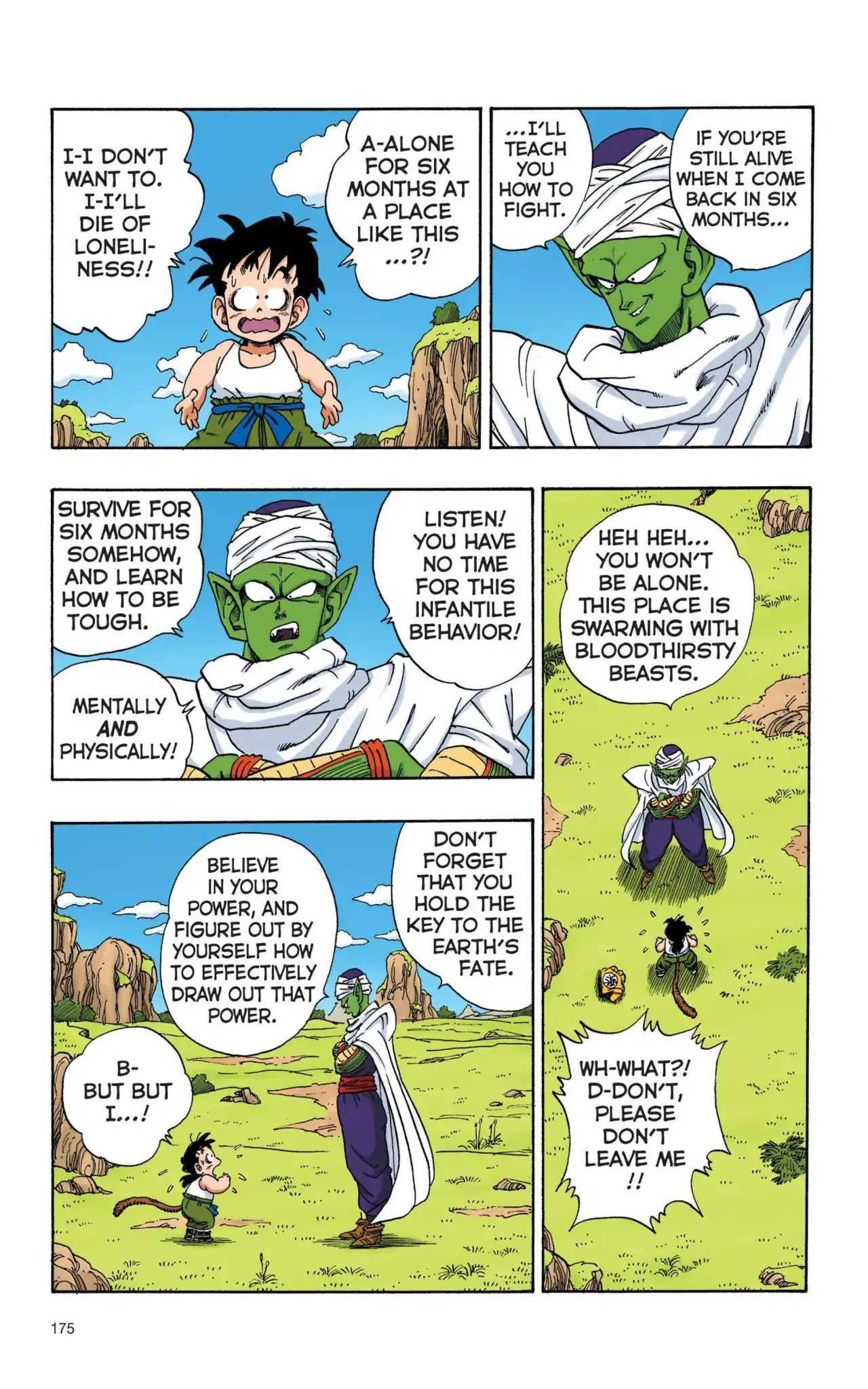 Dragon Ball Full Color Saiyan Arc Chapter 13  Online Free Manga Read Image 2