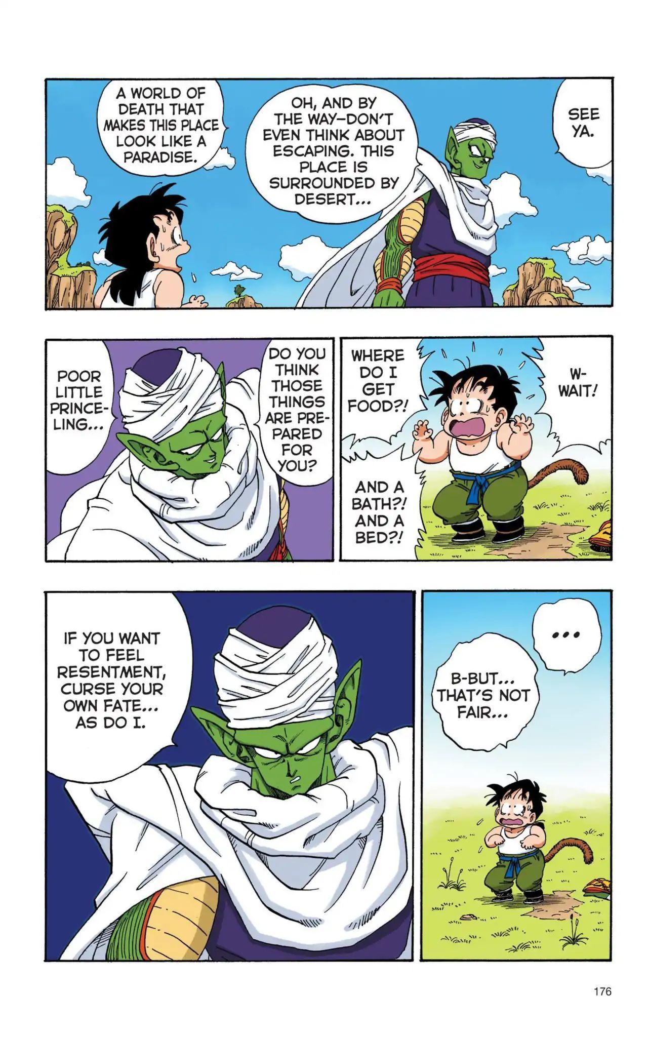 Dragon Ball Full Color Saiyan Arc Chapter 13  Online Free Manga Read Image 3