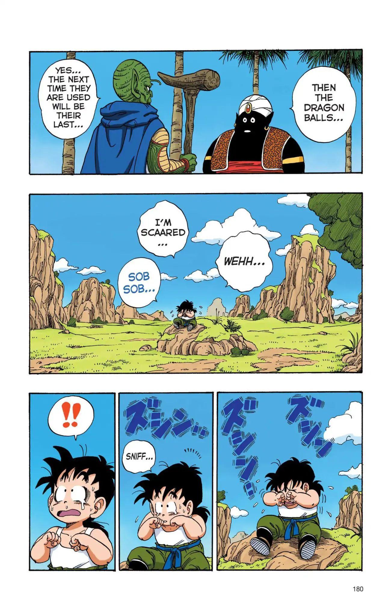 Dragon Ball Full Color Saiyan Arc Chapter 13  Online Free Manga Read Image 7