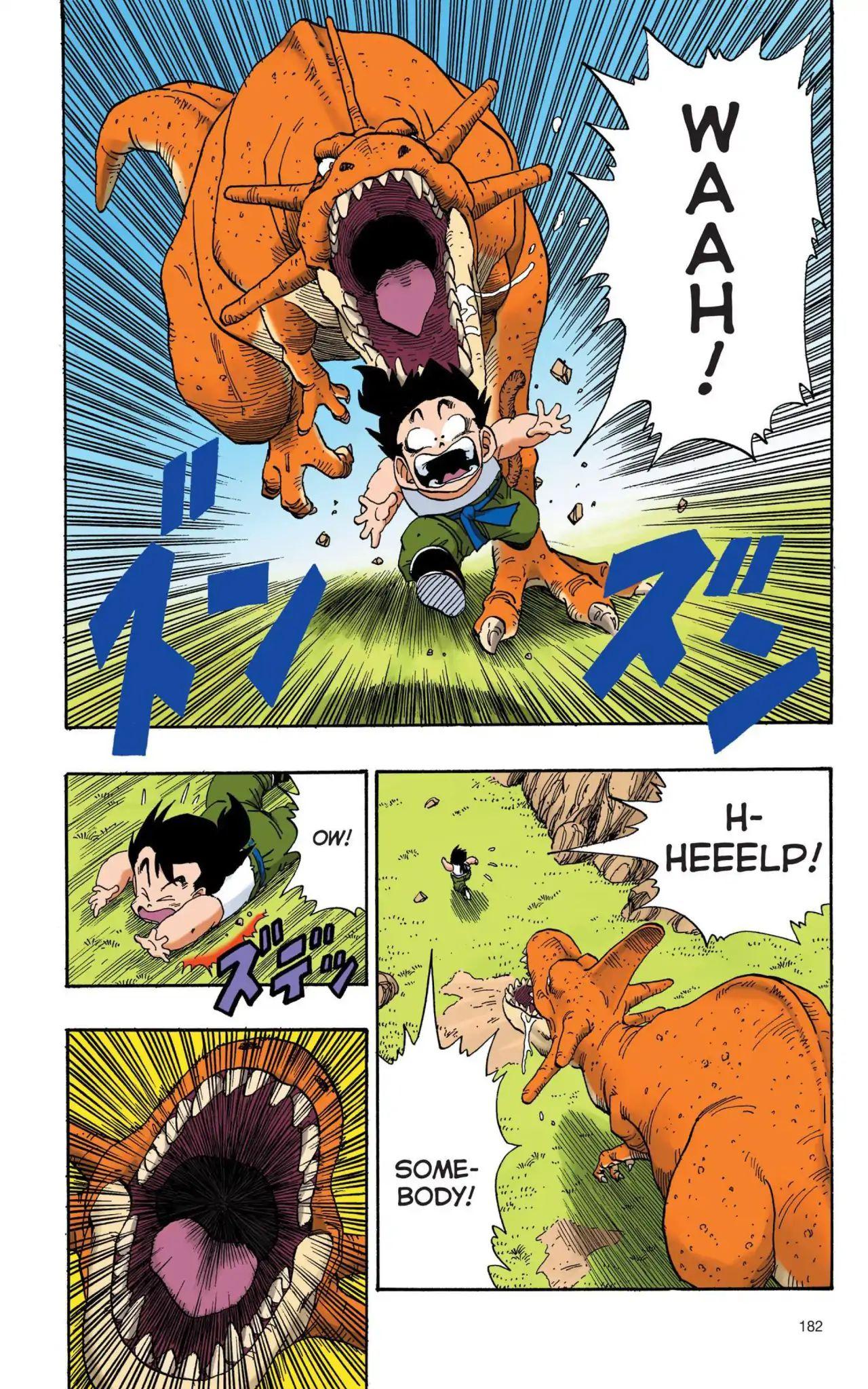 Dragon Ball Full Color Saiyan Arc Chapter 13  Online Free Manga Read Image 9