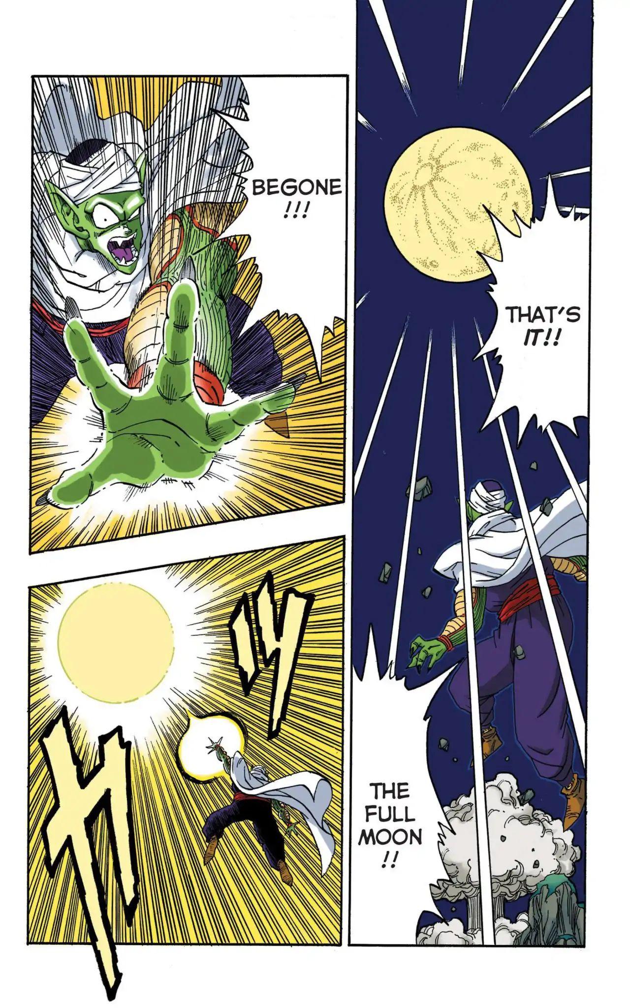 Dragon Ball Full Color Saiyan Arc Chapter 14  Online Free Manga Read Image 10