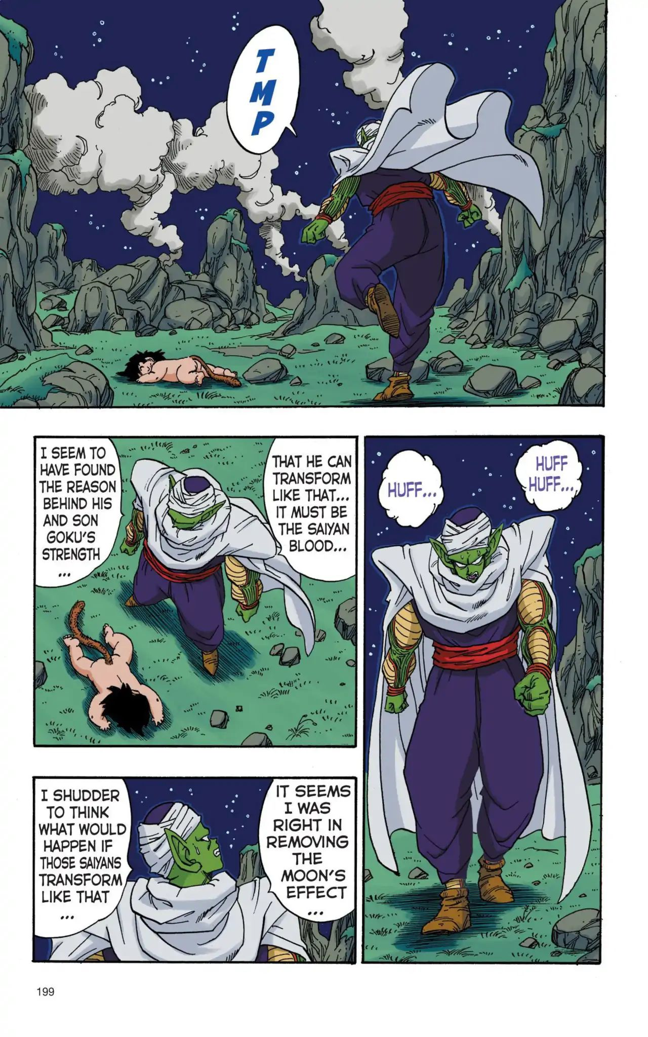 Dragon Ball Full Color Saiyan Arc Chapter 14  Online Free Manga Read Image 12