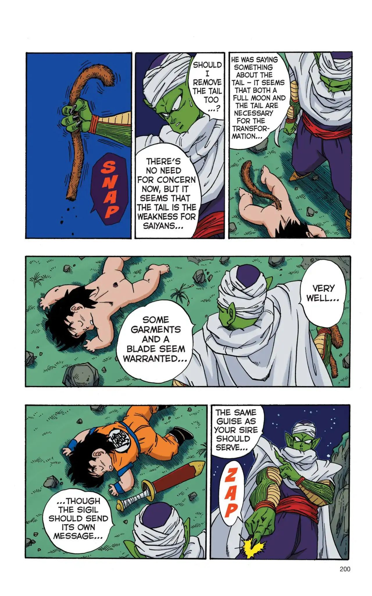 Dragon Ball Full Color Saiyan Arc Chapter 14  Online Free Manga Read Image 13