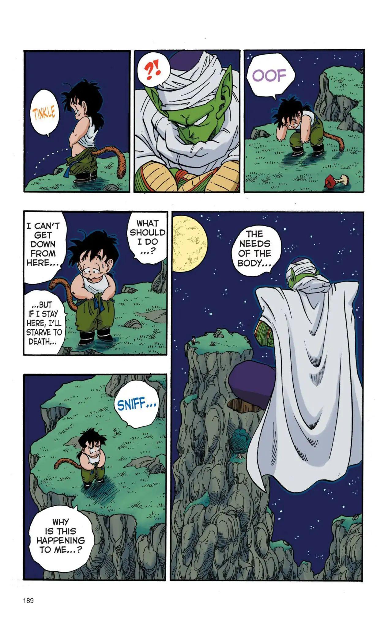Dragon Ball Full Color Saiyan Arc Chapter 14  Online Free Manga Read Image 2