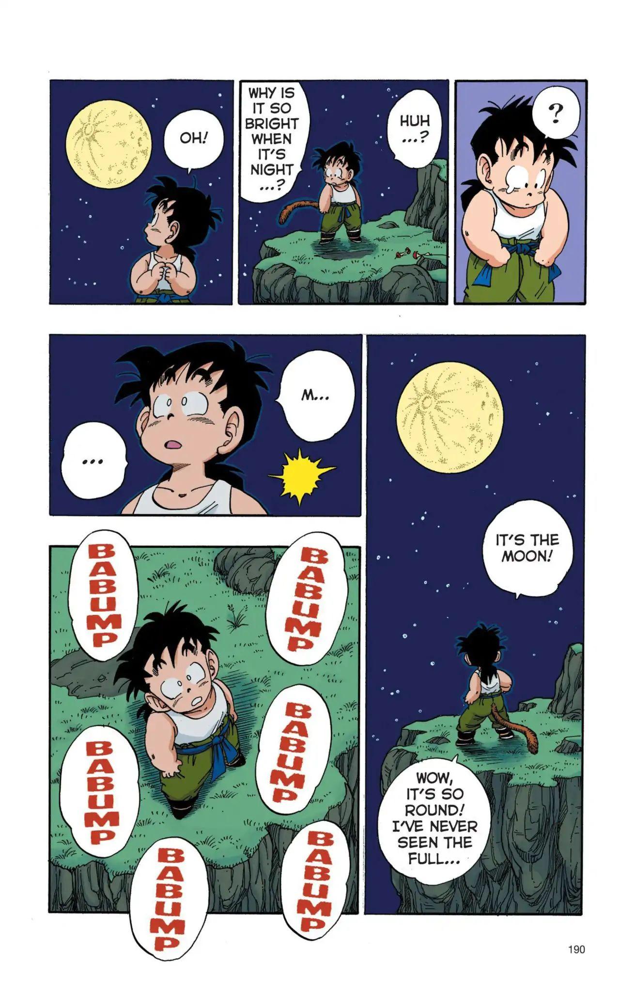Dragon Ball Full Color Saiyan Arc Chapter 14  Online Free Manga Read Image 3