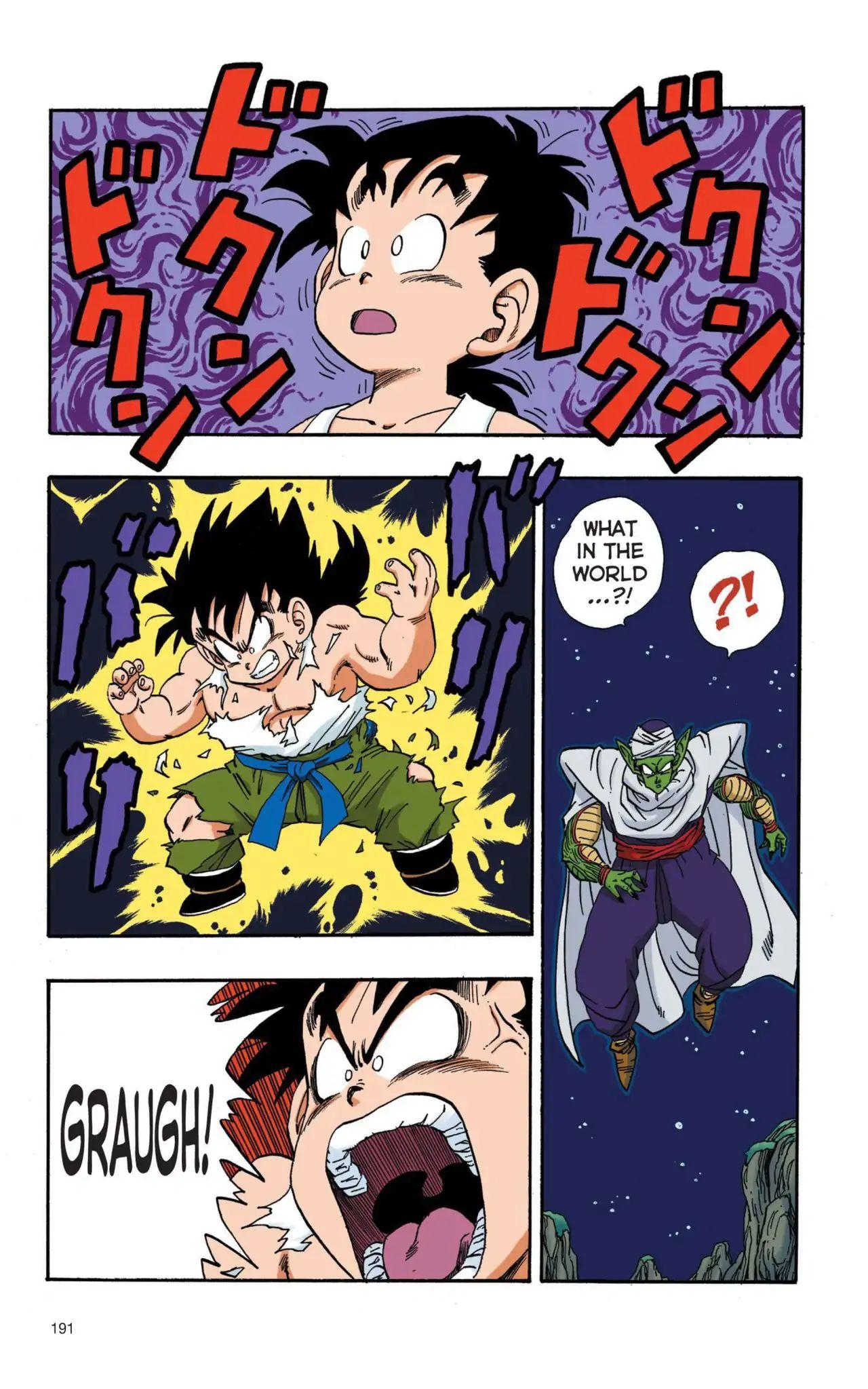Dragon Ball Full Color Saiyan Arc Chapter 14  Online Free Manga Read Image 4