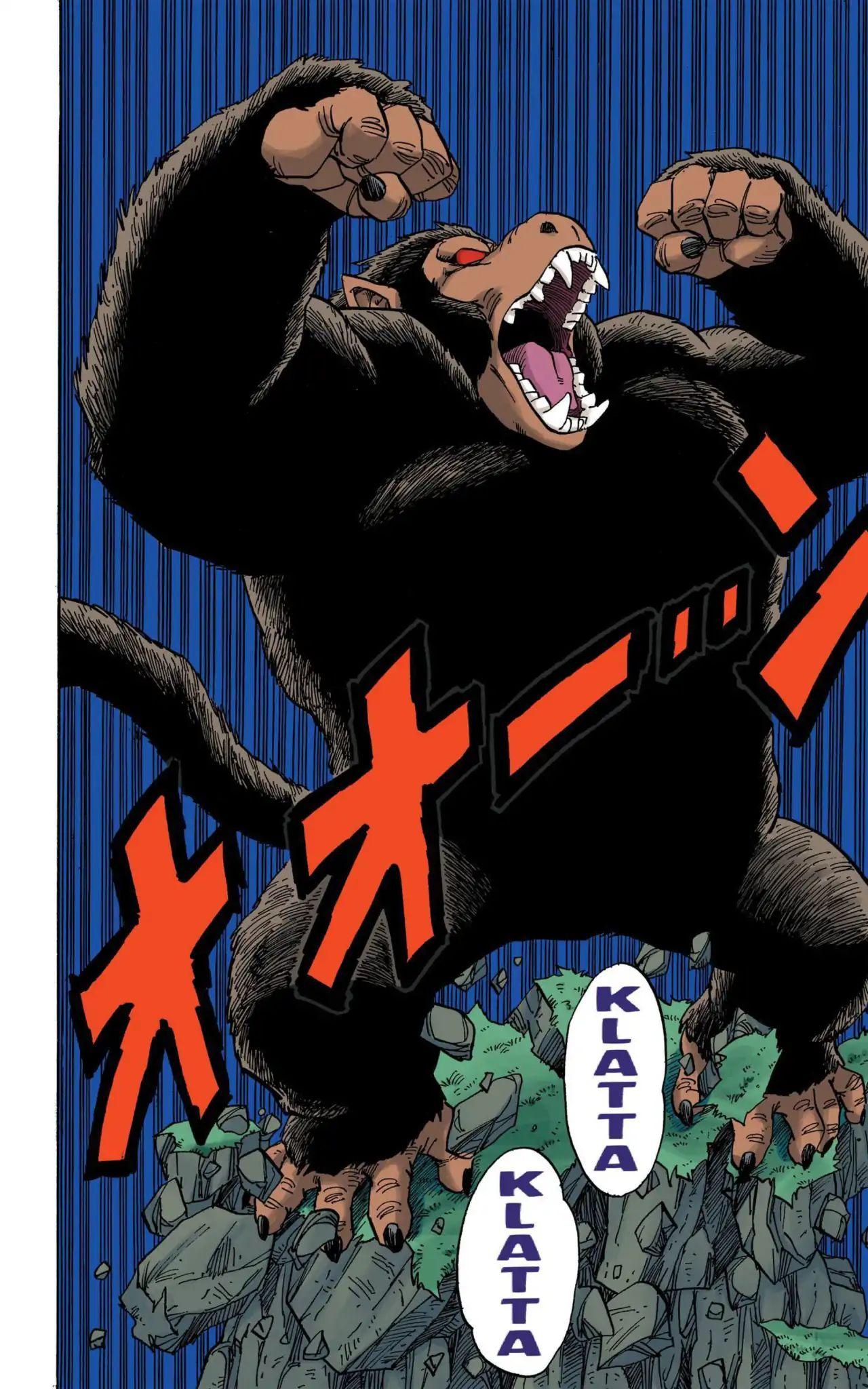 Dragon Ball Full Color Saiyan Arc Chapter 14  Online Free Manga Read Image 5
