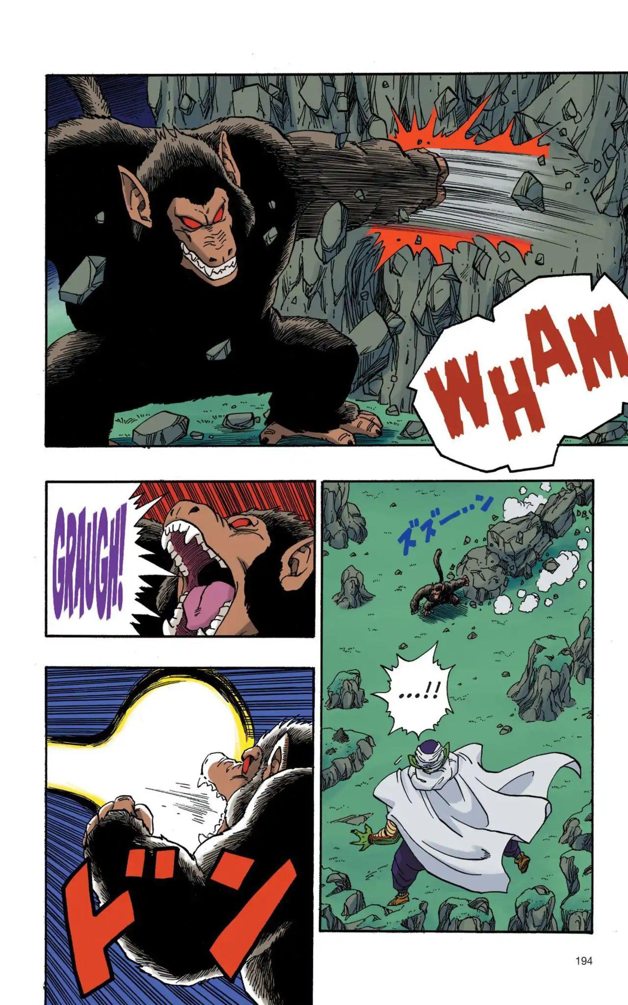 Dragon Ball Full Color Saiyan Arc Chapter 14  Online Free Manga Read Image 7