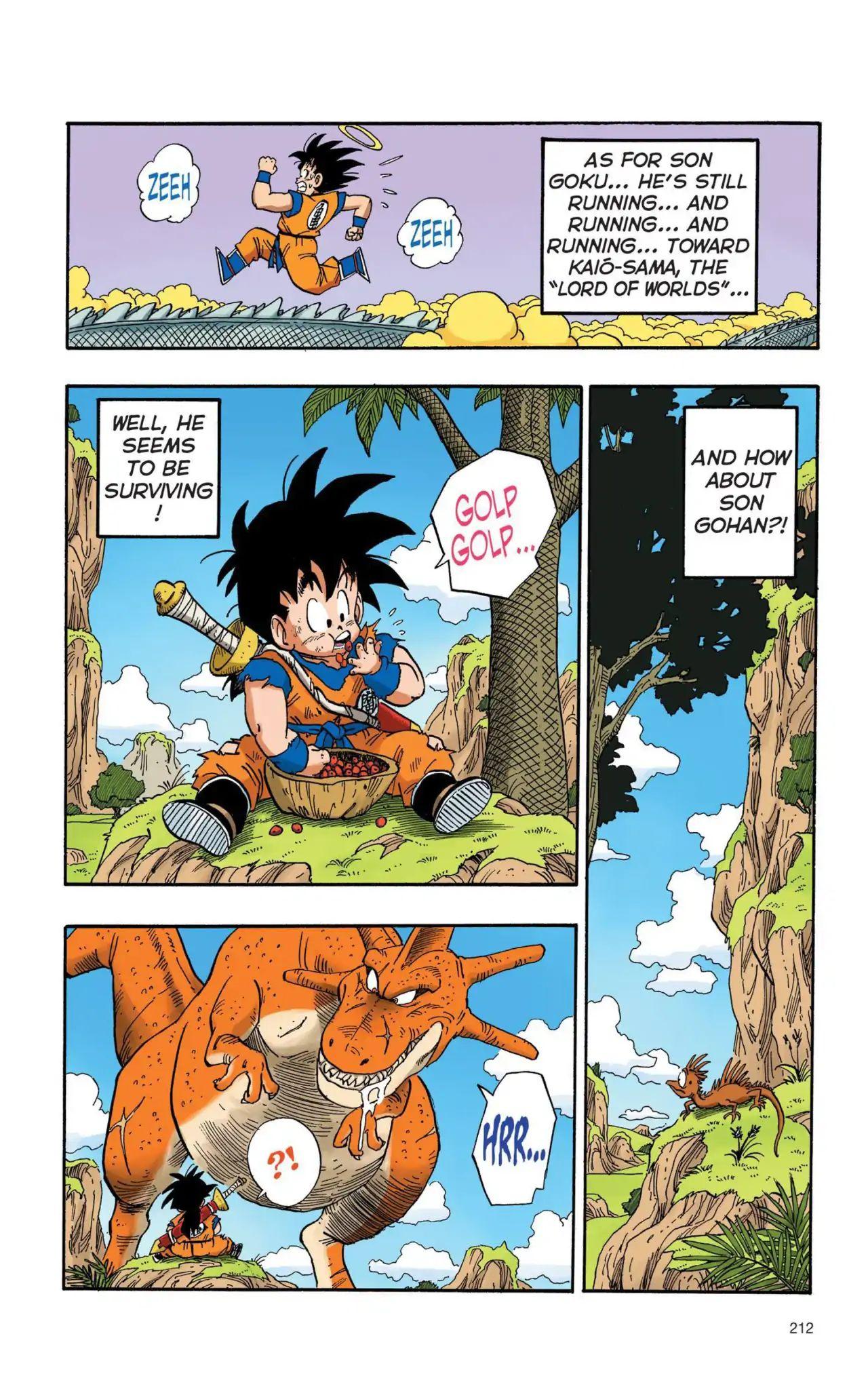 Dragon Ball Full Color Saiyan Arc Chapter 15  Online Free Manga Read Image 11