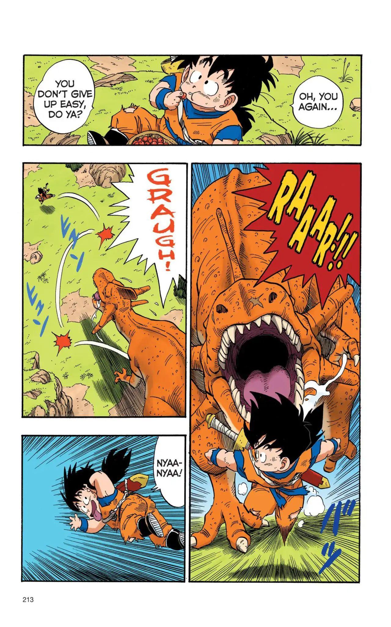 Dragon Ball Full Color Saiyan Arc Chapter 15  Online Free Manga Read Image 12