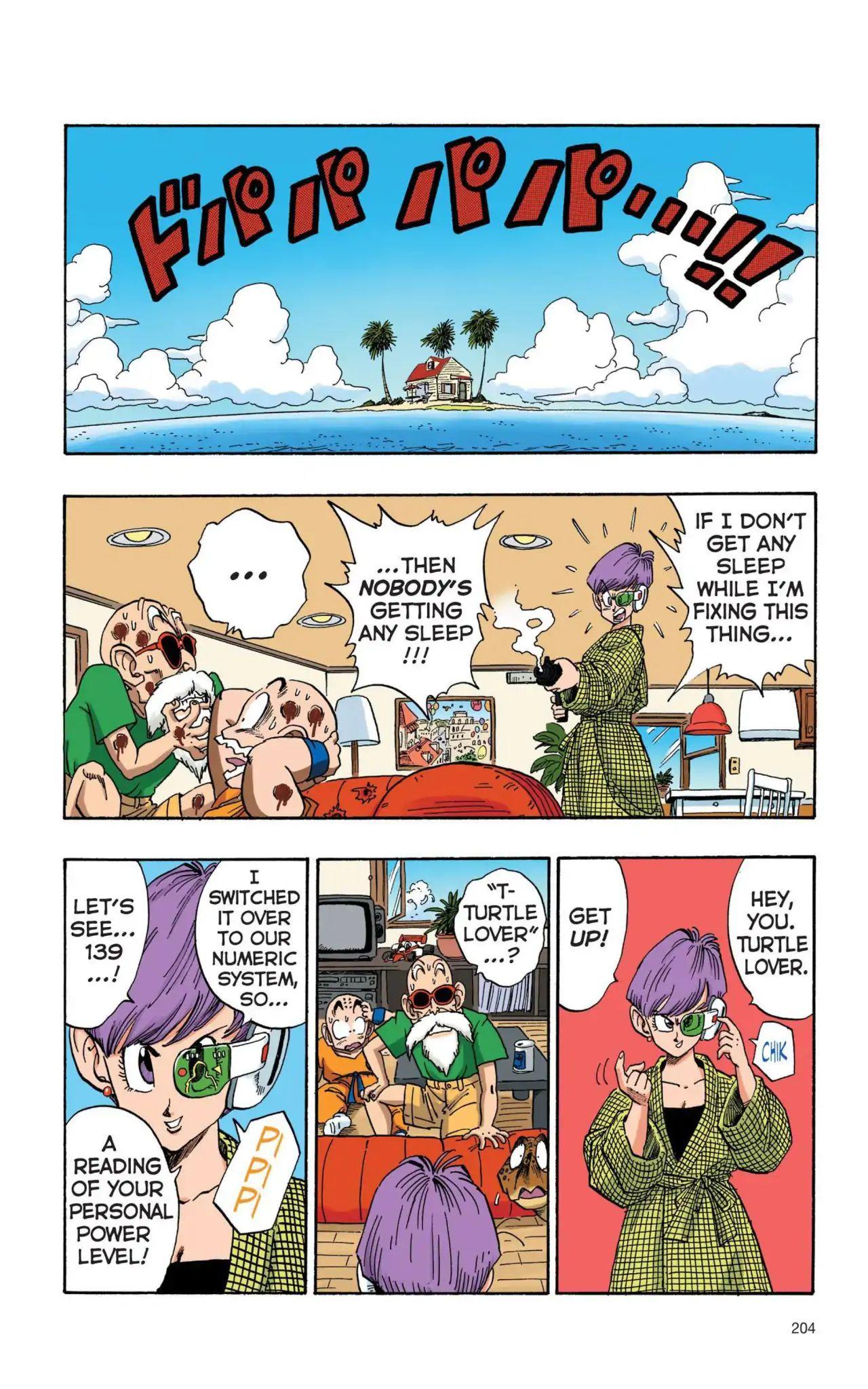Dragon Ball Full Color Saiyan Arc Chapter 15  Online Free Manga Read Image 3