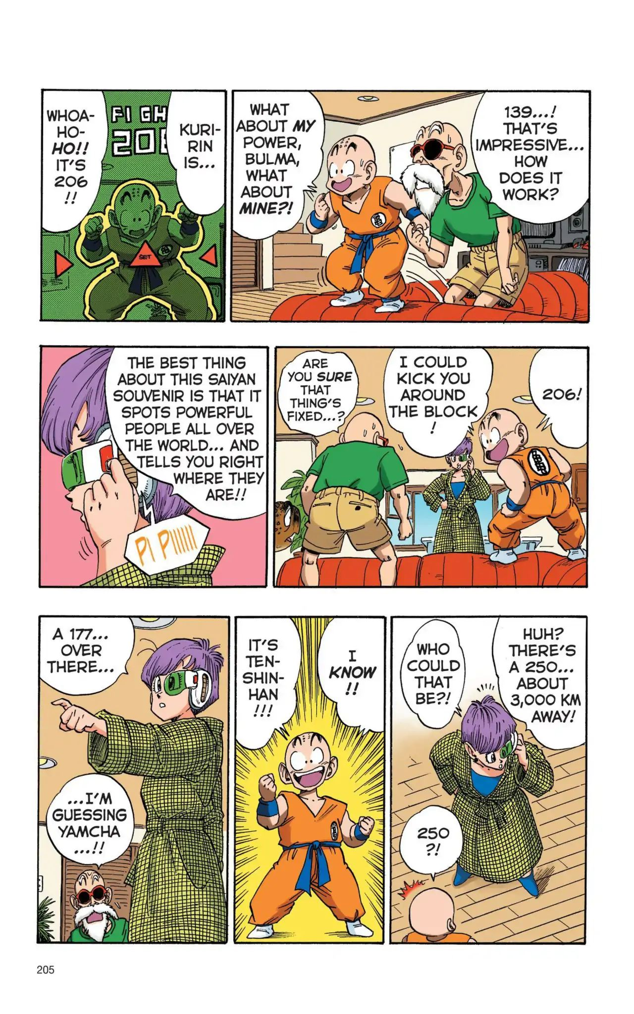Dragon Ball Full Color Saiyan Arc Chapter 15  Online Free Manga Read Image 4