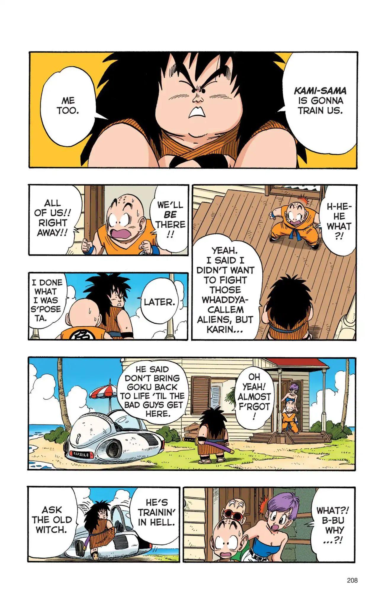 Dragon Ball Full Color Saiyan Arc Chapter 15  Online Free Manga Read Image 7