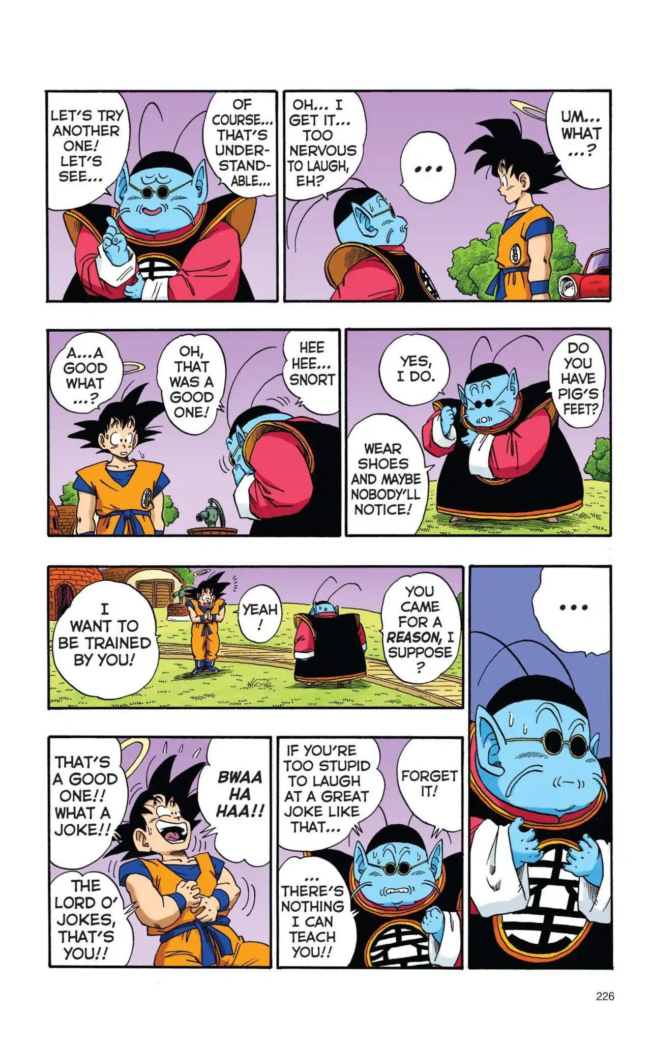Dragon Ball Full Color Saiyan Arc Chapter 16  Online Free Manga Read Image 11