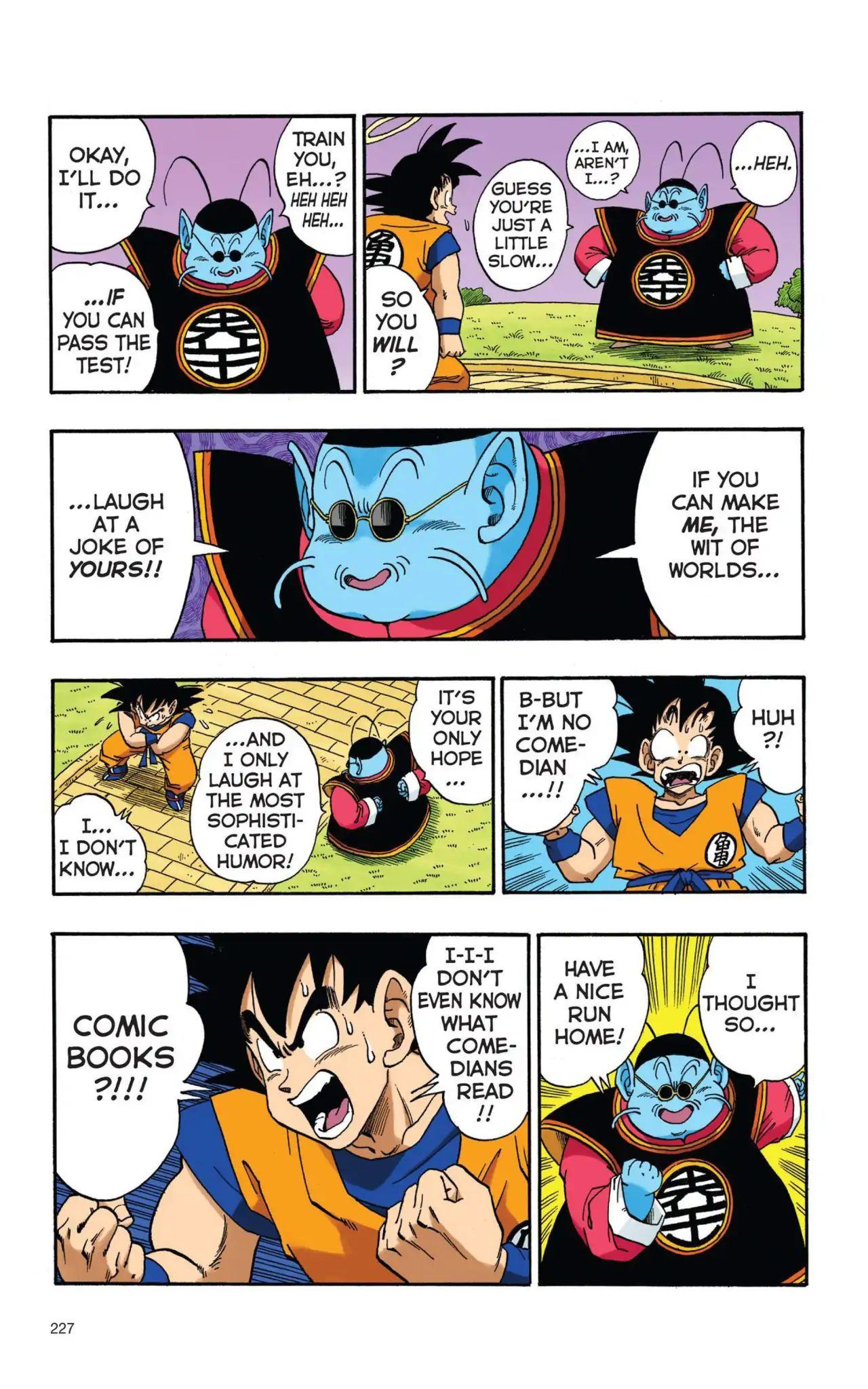 Dragon Ball Full Color Saiyan Arc Chapter 16  Online Free Manga Read Image 12