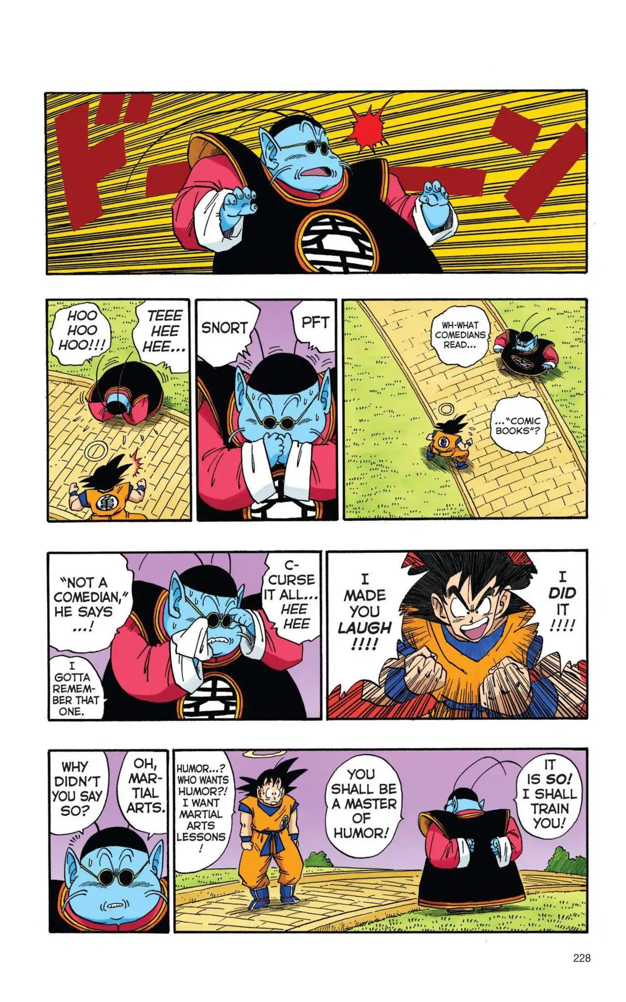 Dragon Ball Full Color Saiyan Arc Chapter 16  Online Free Manga Read Image 13