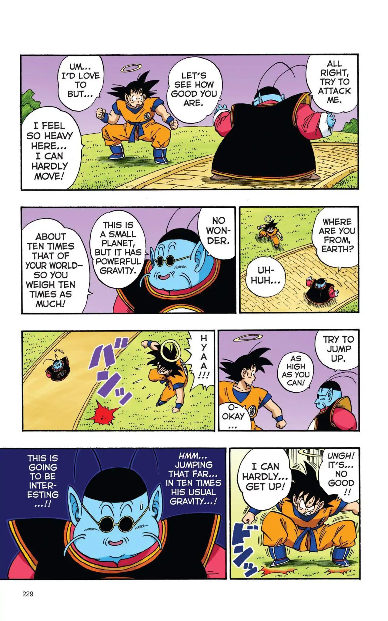 Dragon Ball Full Color Saiyan Arc Chapter 16  Online Free Manga Read Image 14