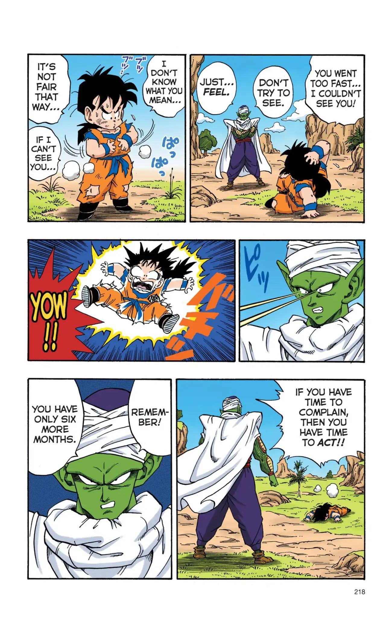 Dragon Ball Full Color Saiyan Arc Chapter 16  Online Free Manga Read Image 3