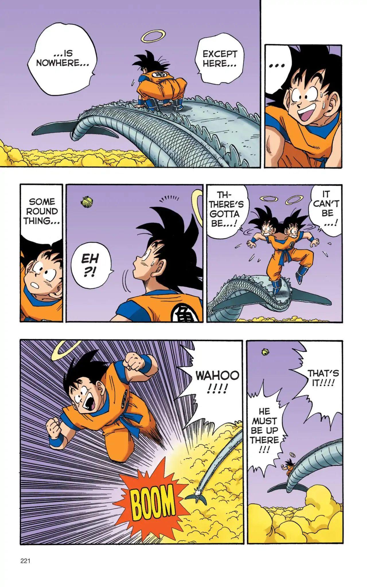 Dragon Ball Full Color Saiyan Arc Chapter 16  Online Free Manga Read Image 6