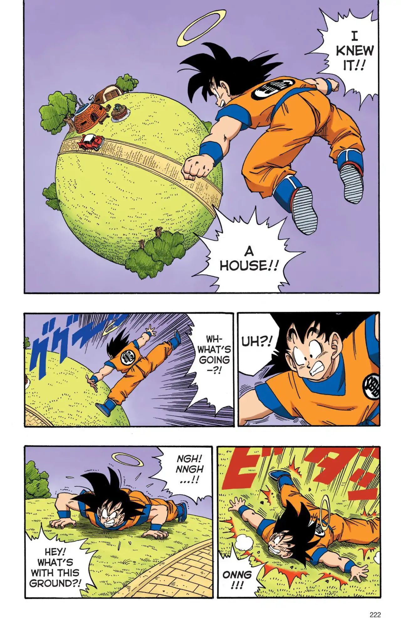 Dragon Ball Full Color Saiyan Arc Chapter 16  Online Free Manga Read Image 7