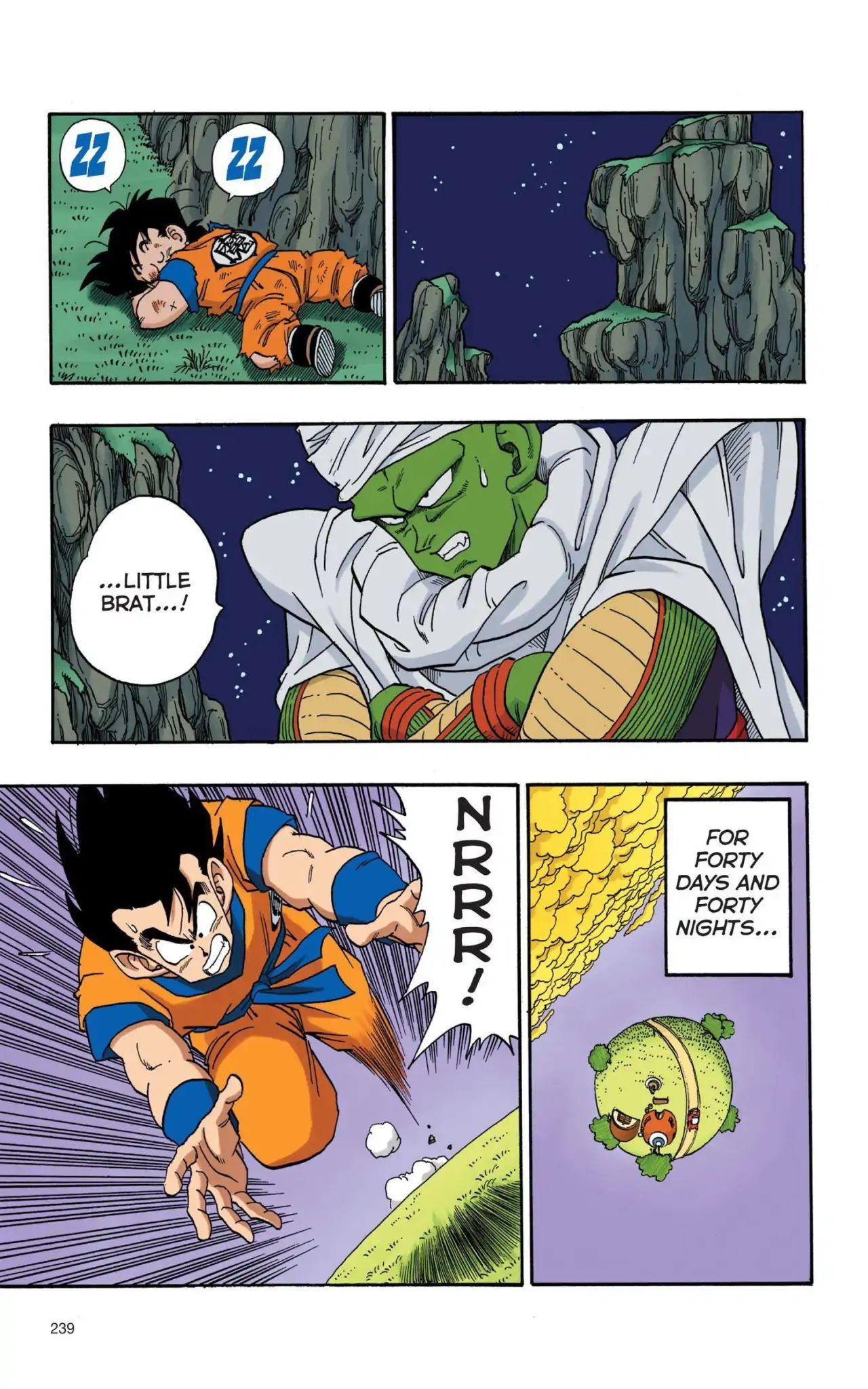 Dragon Ball Full Color Saiyan Arc Chapter 17  Online Free Manga Read Image 10