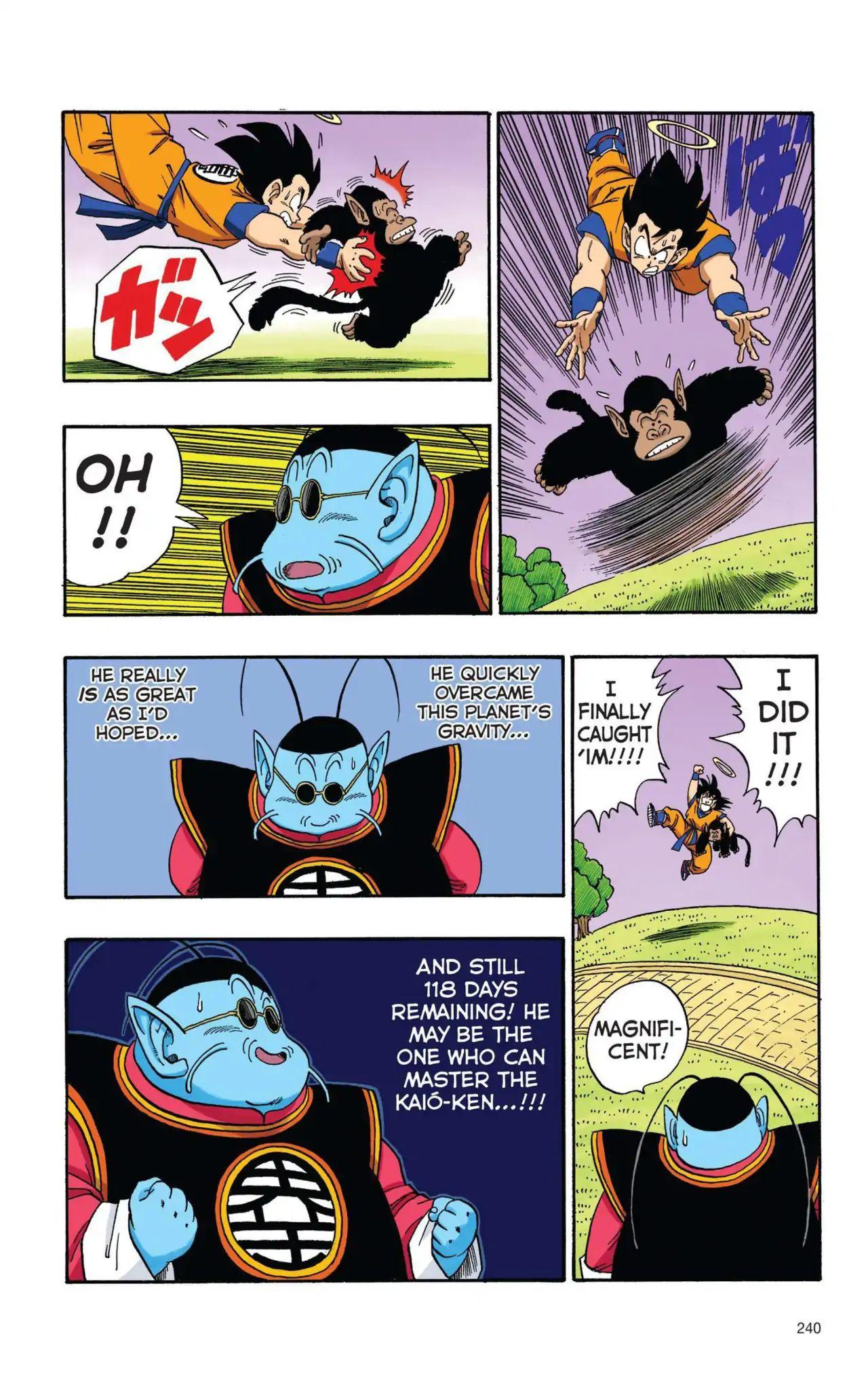 Dragon Ball Full Color Saiyan Arc Chapter 17  Online Free Manga Read Image 11